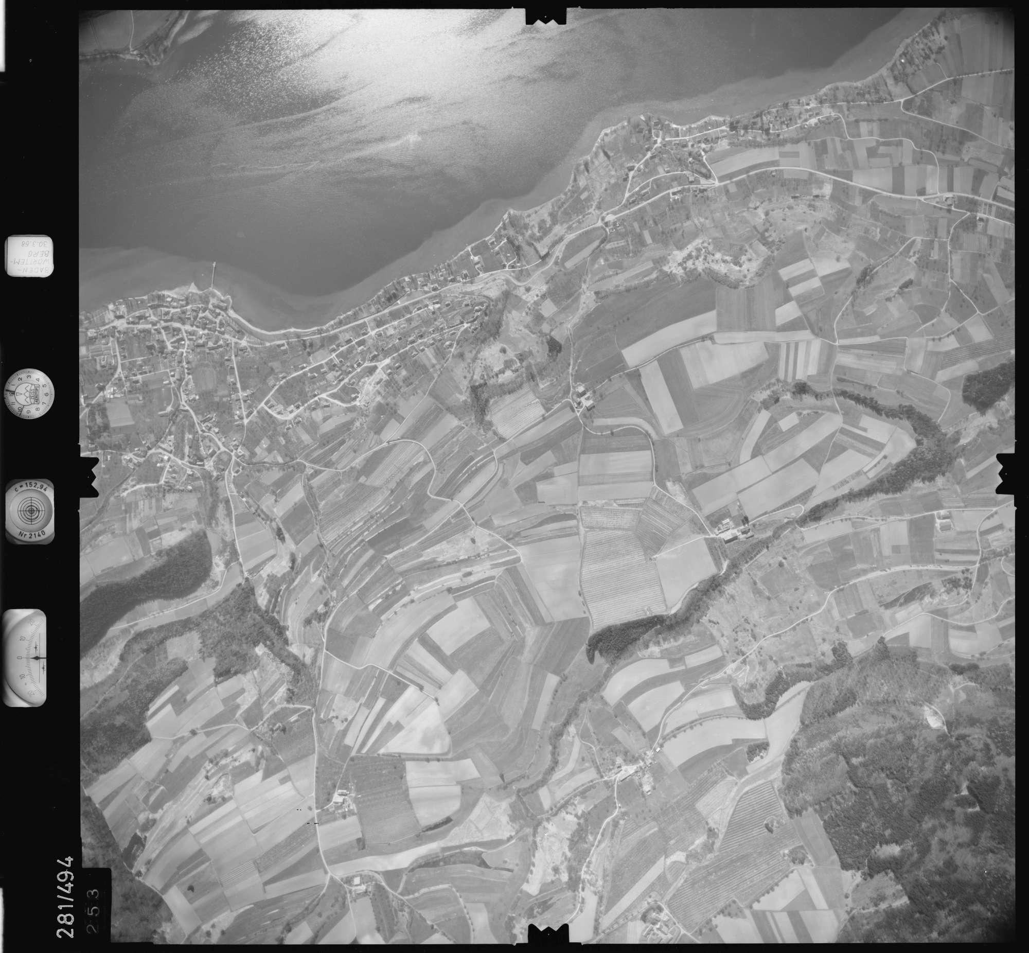 Luftbild: Film 27 Bildnr. 253, Bild 1