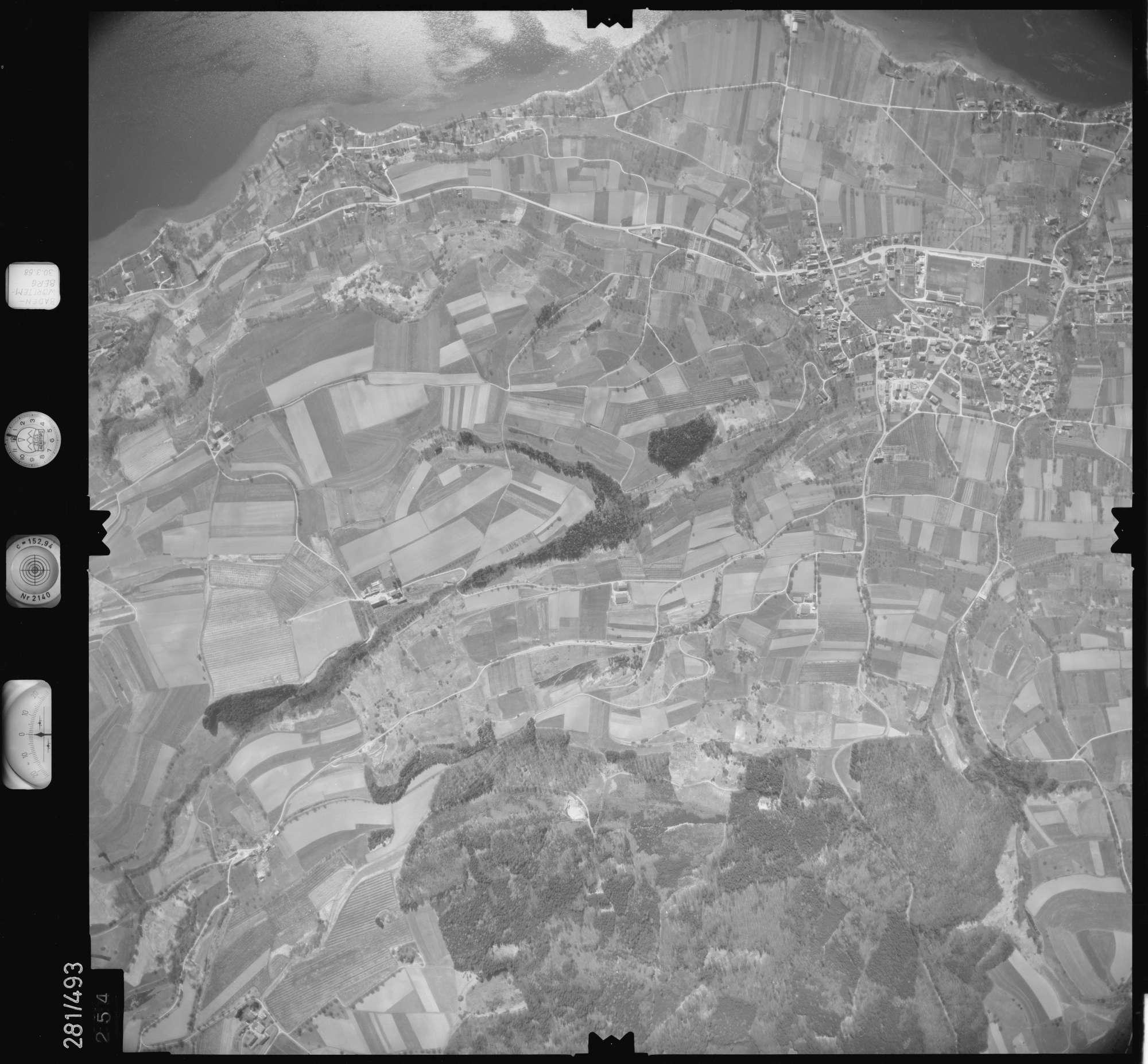Luftbild: Film 27 Bildnr. 254, Bild 1