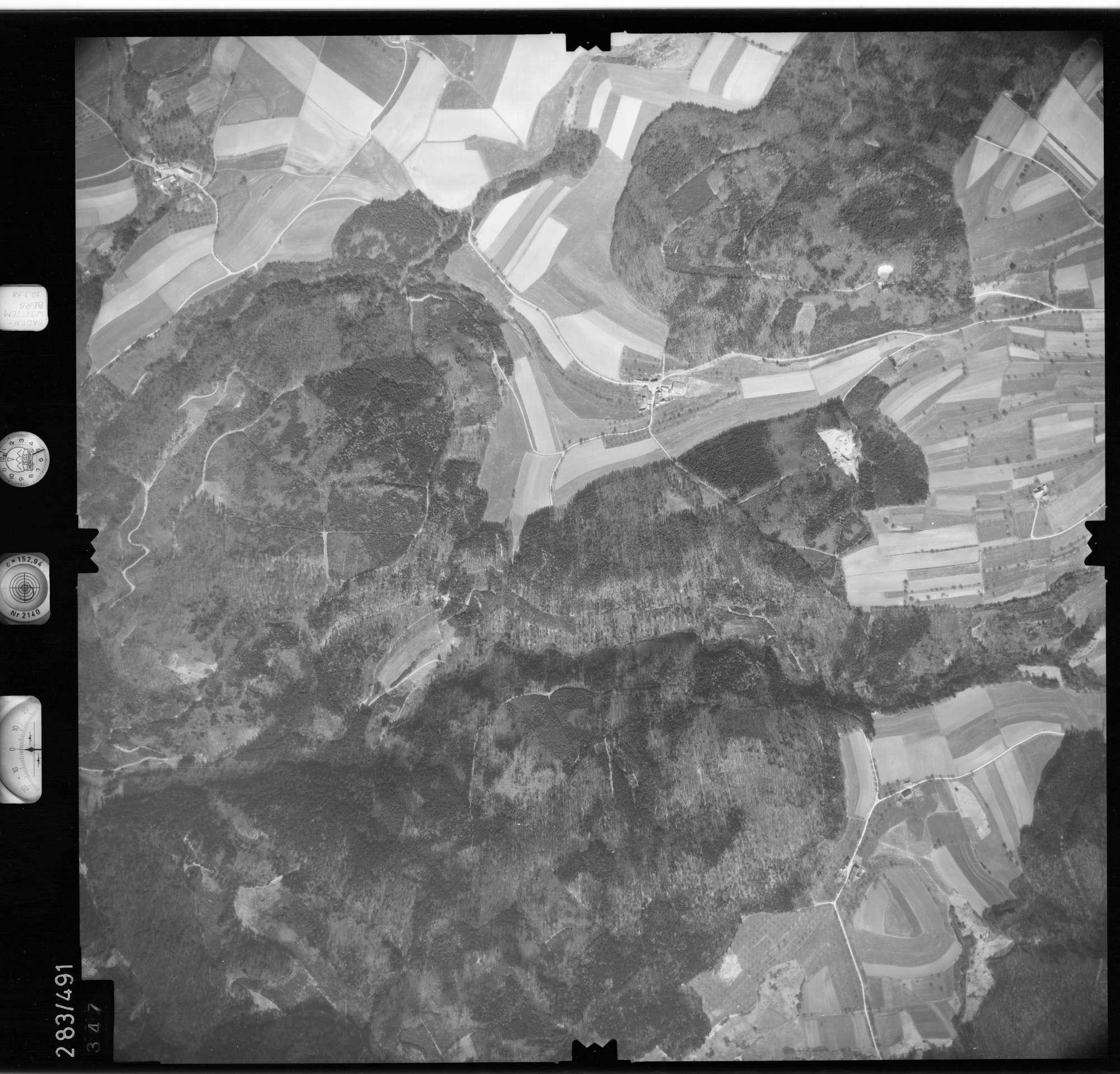 Luftbild: Film 79 Bildnr. 347, Bild 1