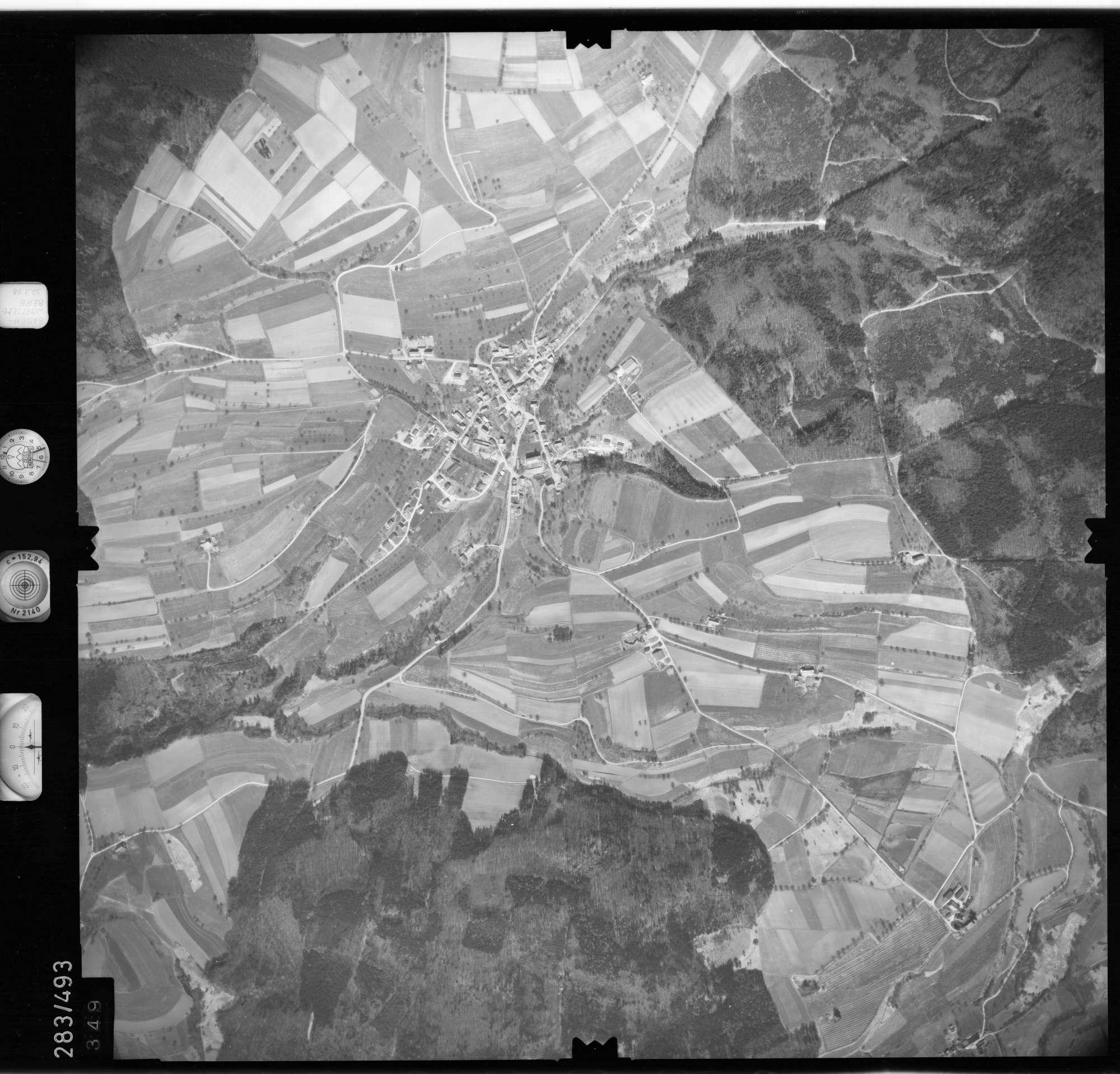 Luftbild: Film 79 Bildnr. 349, Bild 1