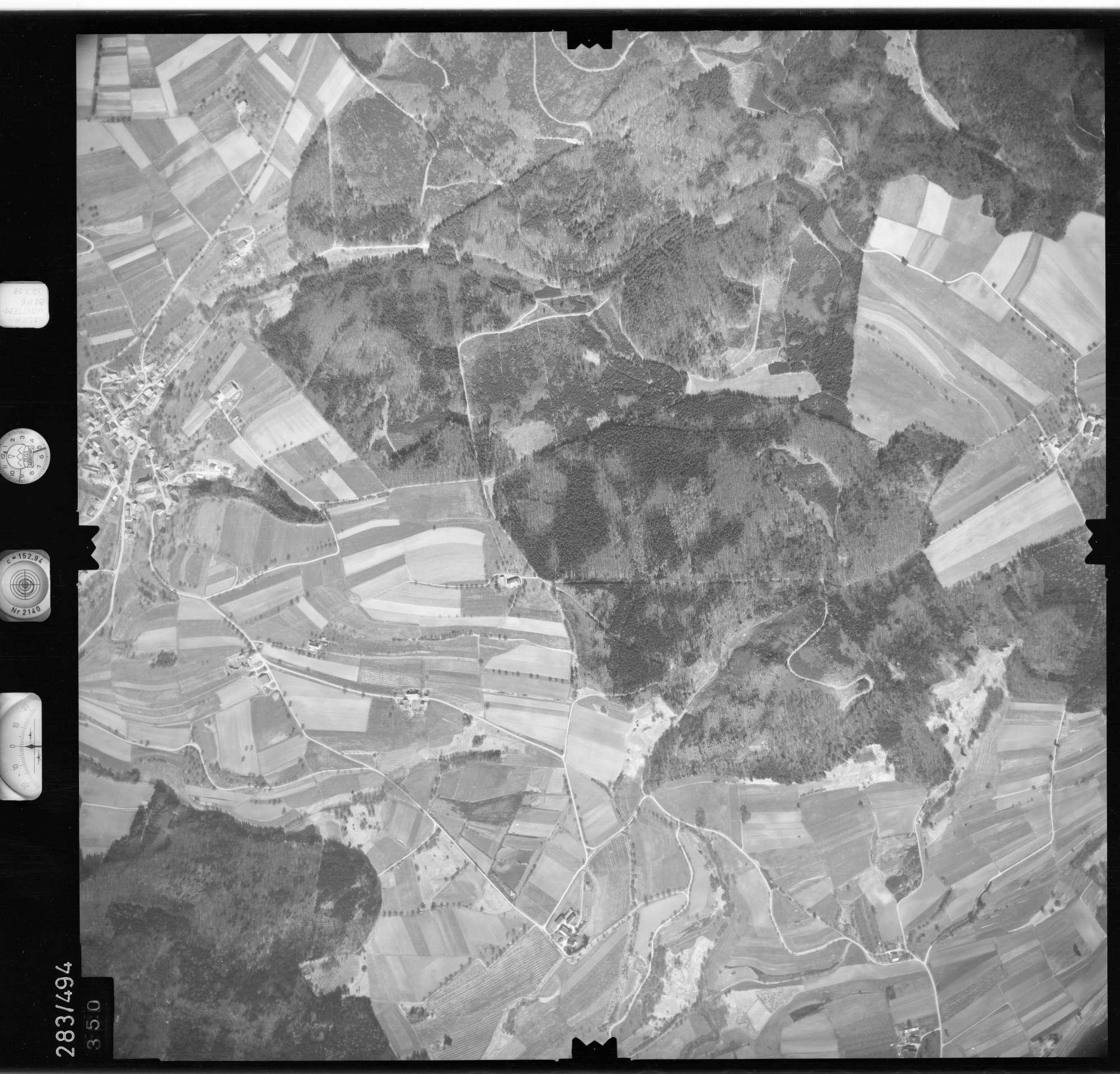 Luftbild: Film 79 Bildnr. 350, Bild 1