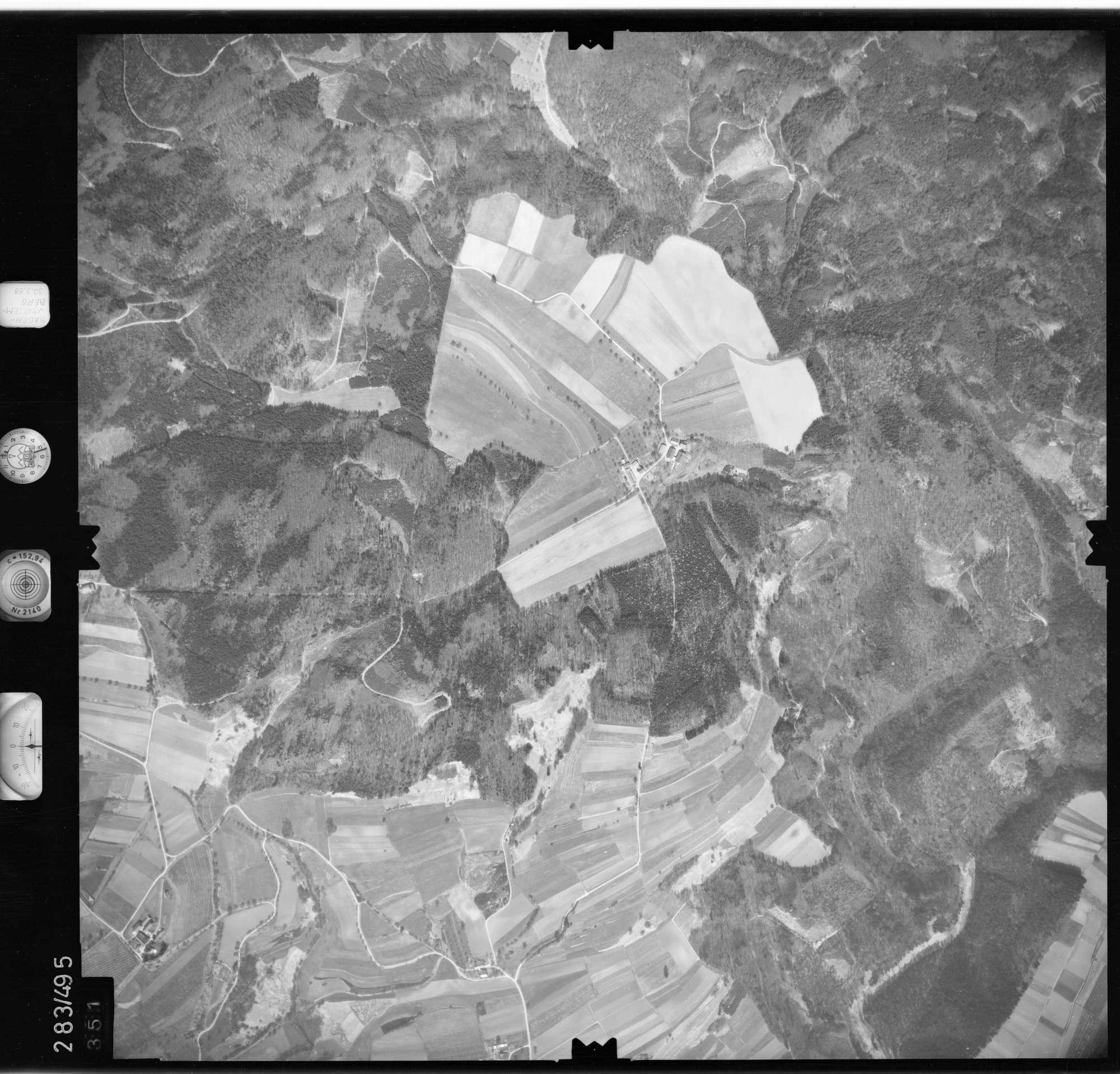 Luftbild: Film 79 Bildnr. 351, Bild 1
