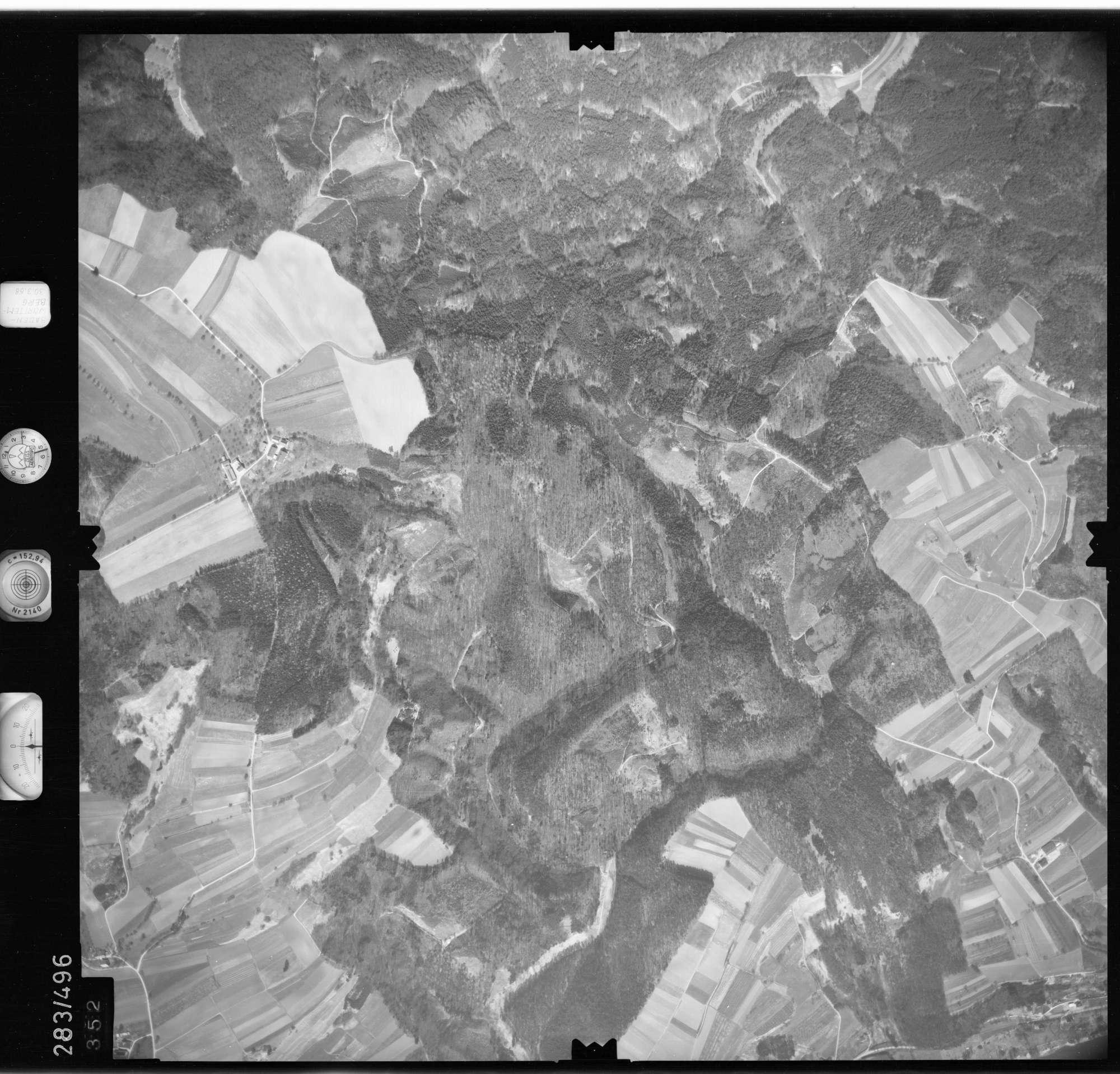 Luftbild: Film 79 Bildnr. 352, Bild 1