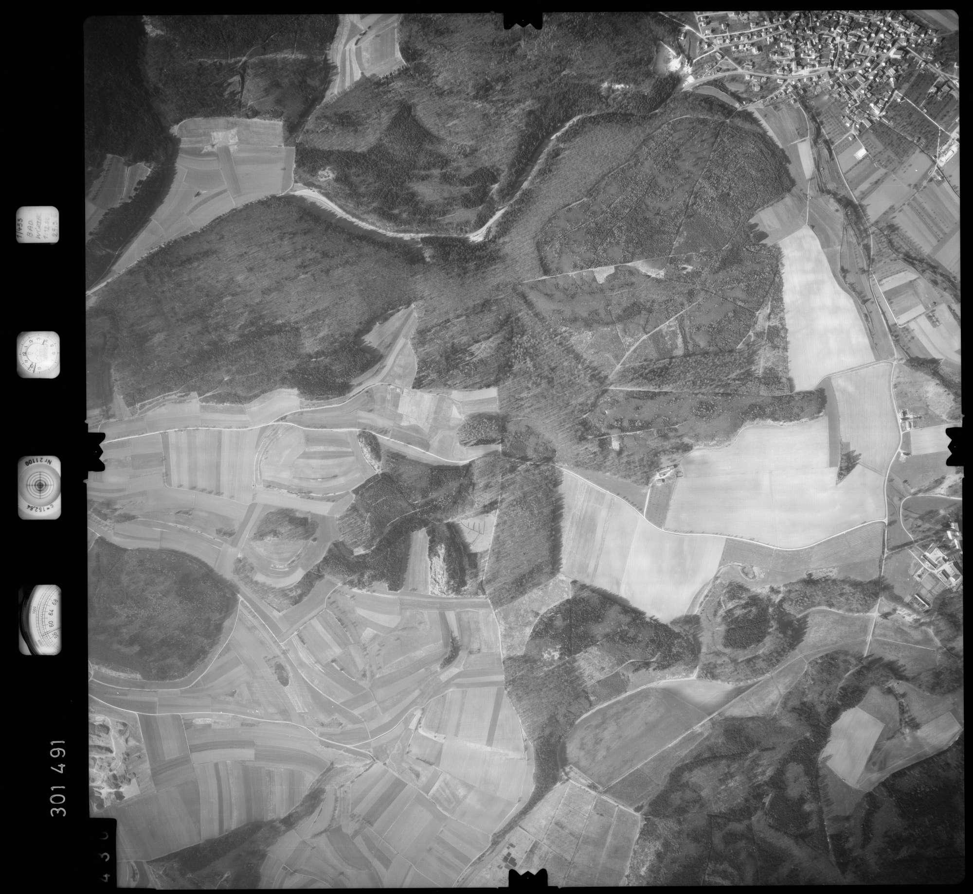 Luftbild: Film 64 Bildnr. 430, Bild 1