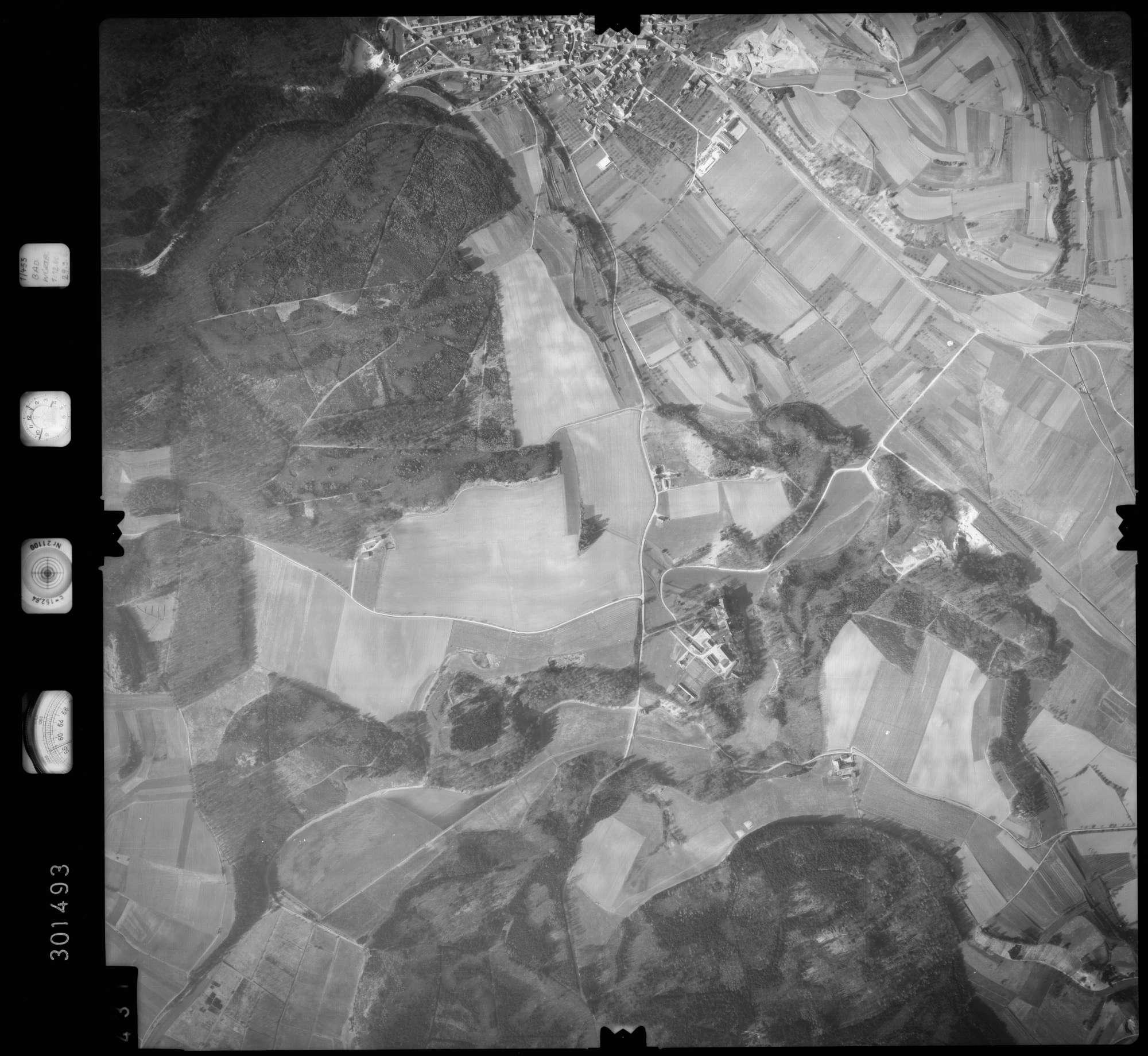 Luftbild: Film 64 Bildnr. 431, Bild 1