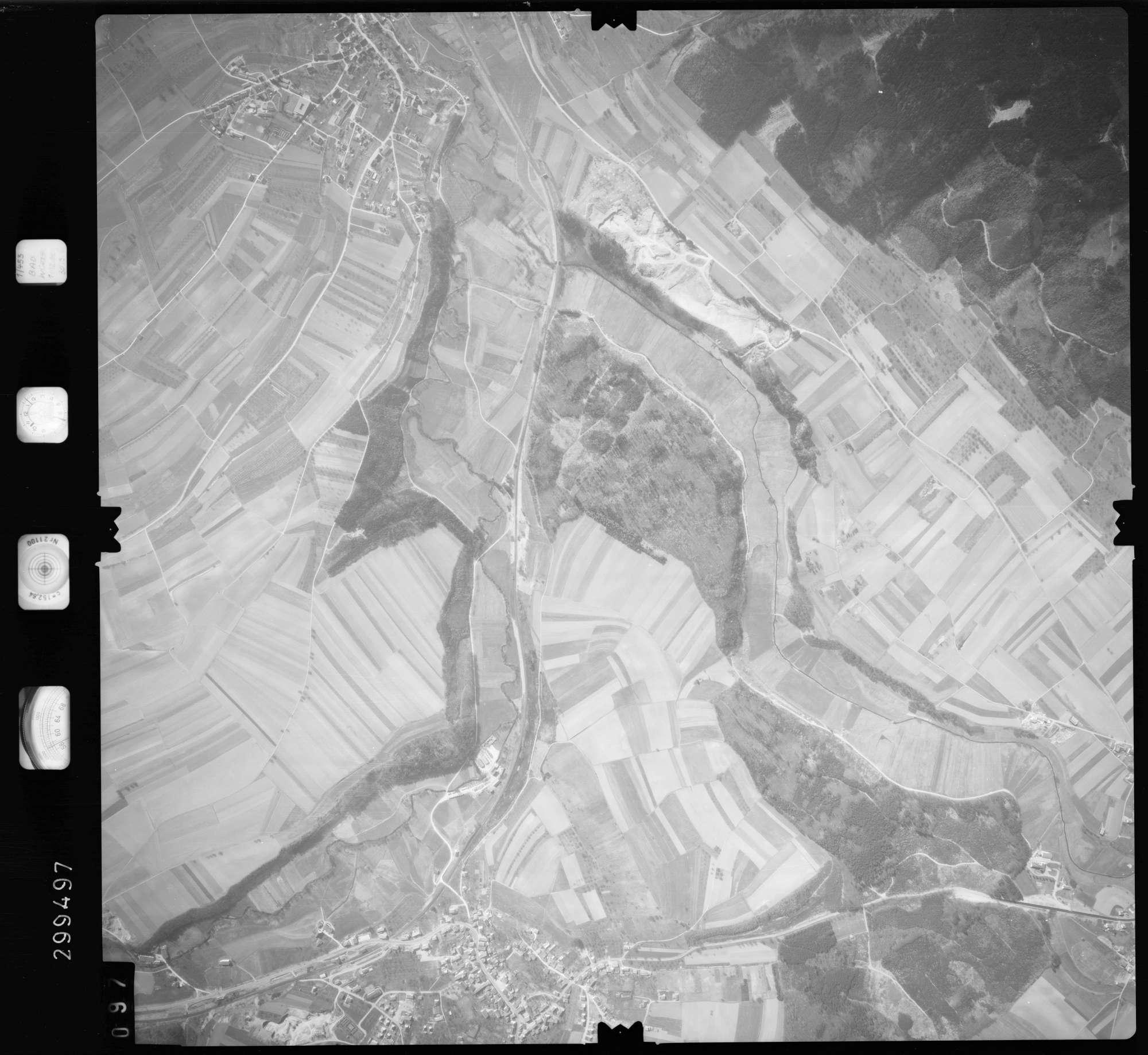 Luftbild: Film 66 Bildnr. 97, Bild 1