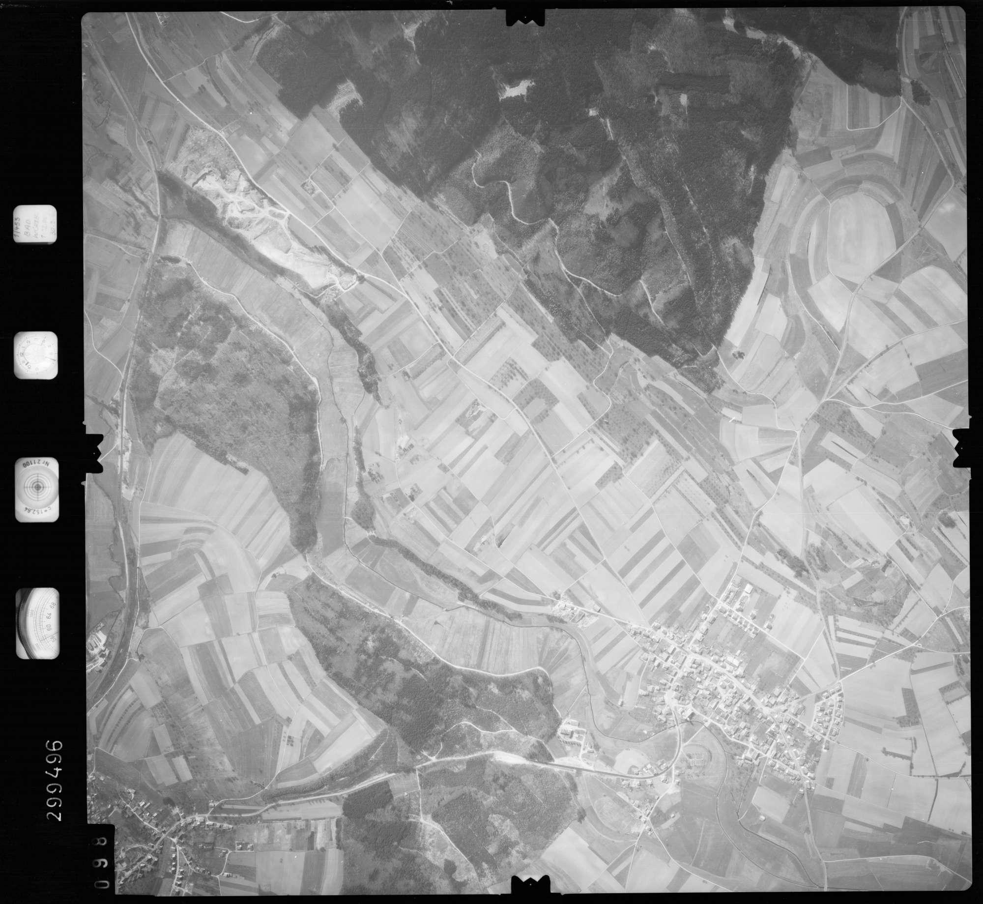 Luftbild: Film 66 Bildnr. 98, Bild 1