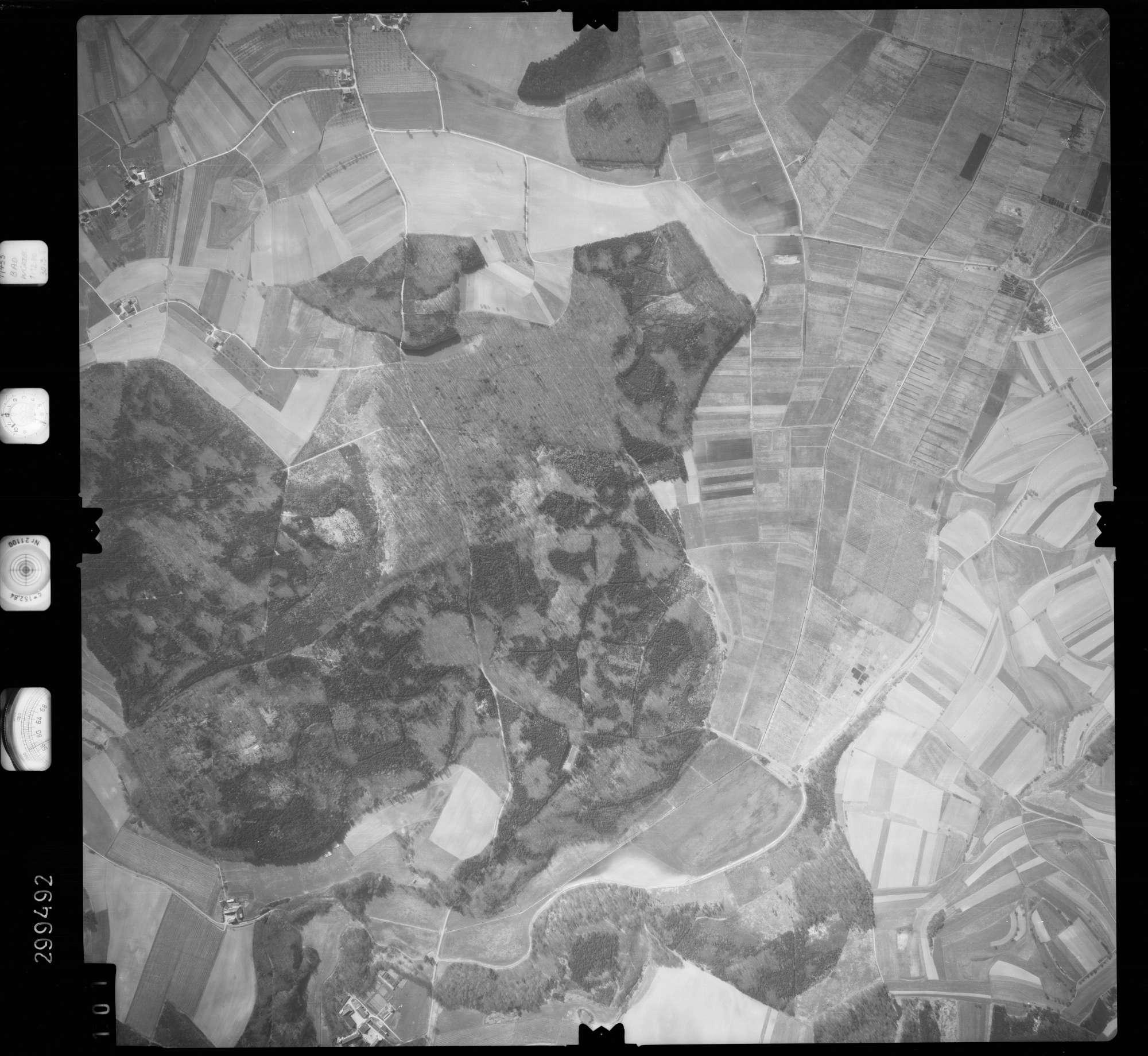 Luftbild: Film 66 Bildnr. 101, Bild 1