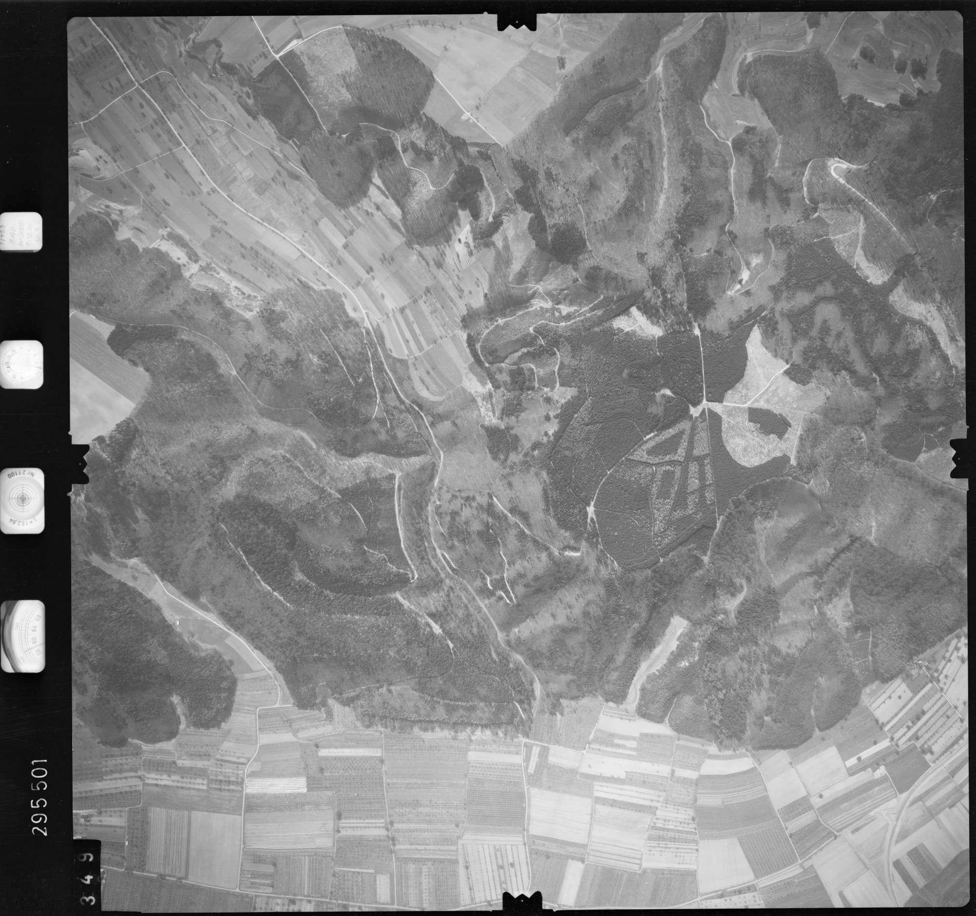 Luftbild: Film 69 Bildnr. 349, Bild 1