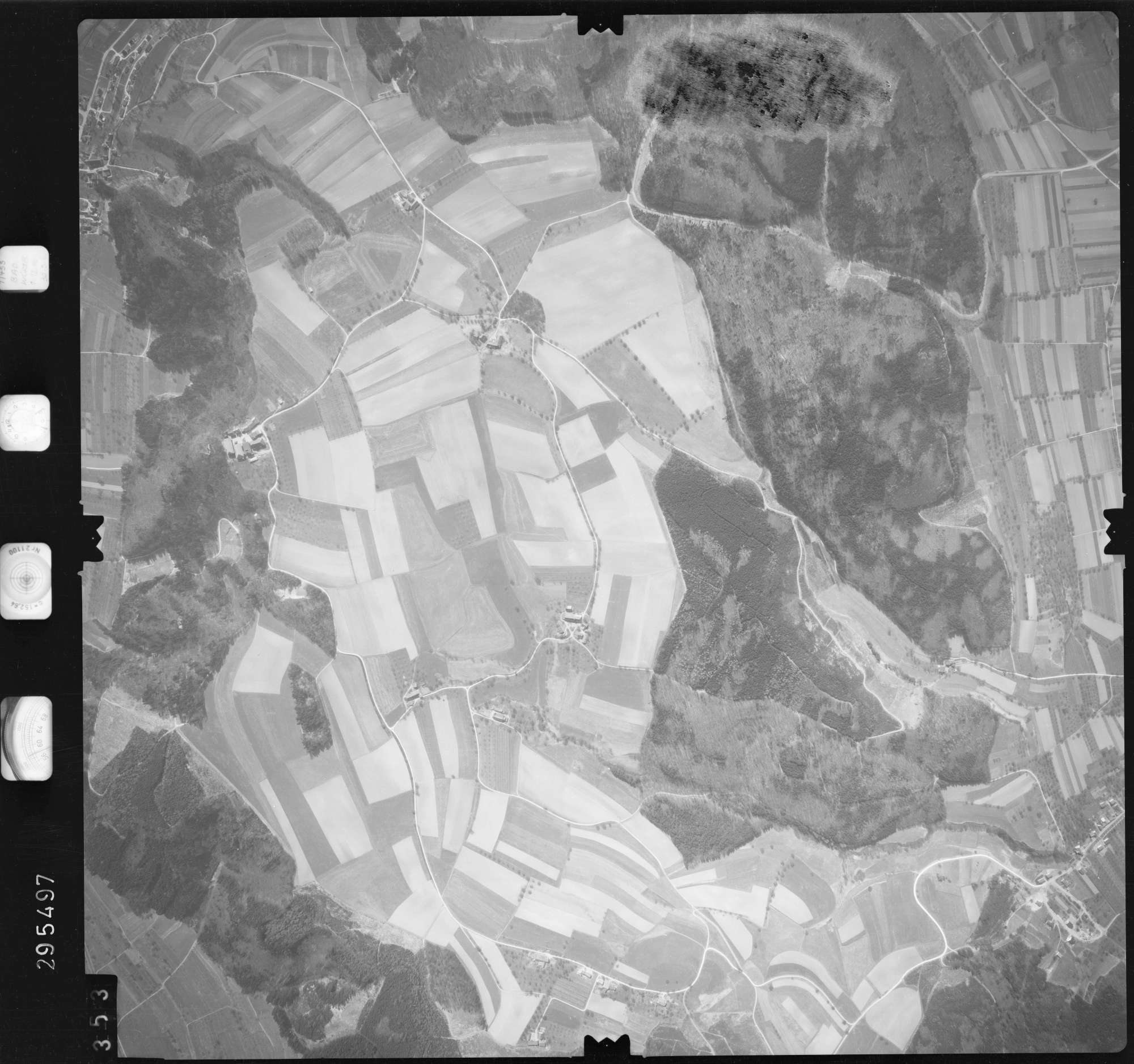 Luftbild: Film 69 Bildnr. 353, Bild 1
