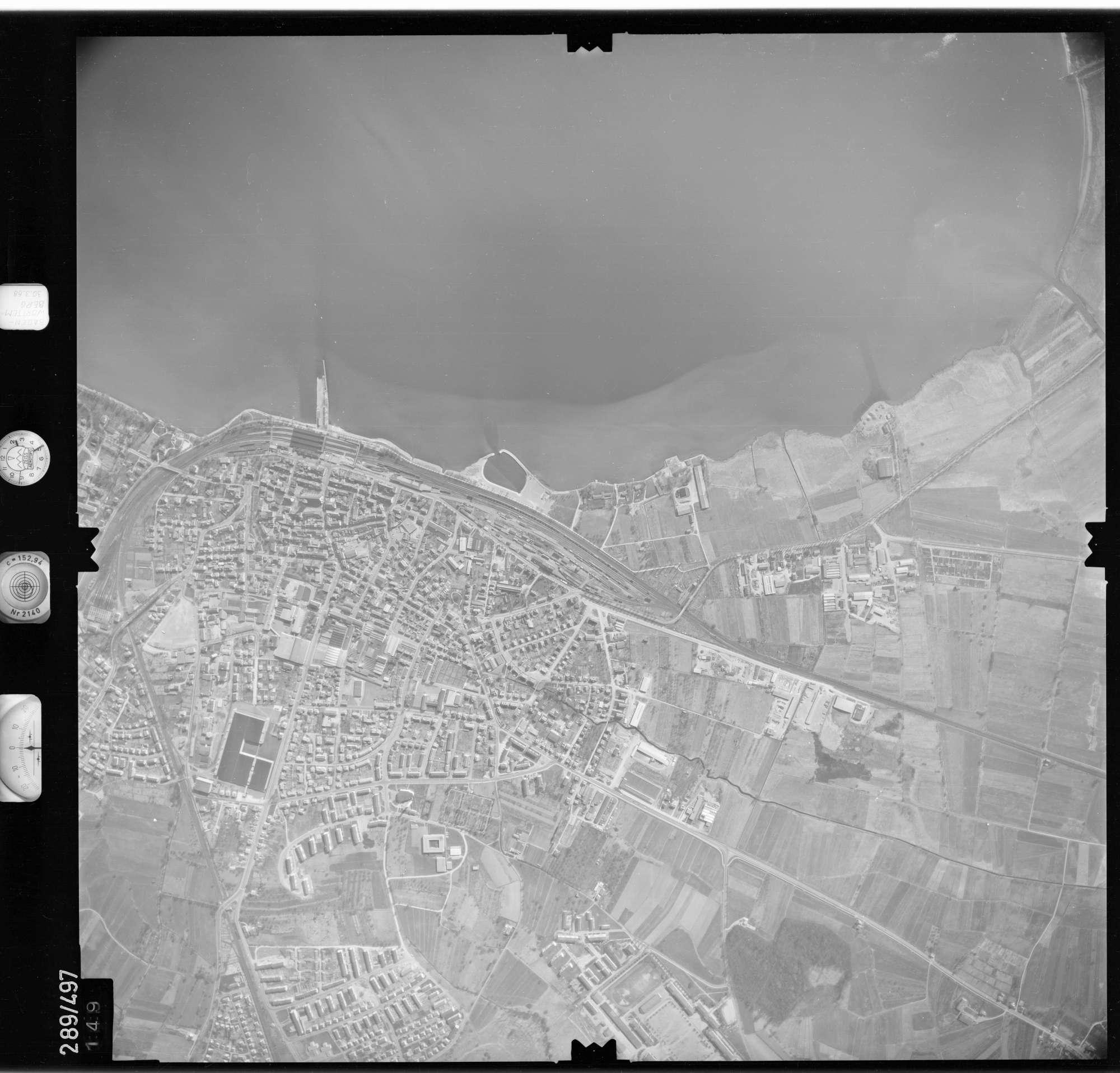 Luftbild: Film 78 Bildnr. 149, Bild 1