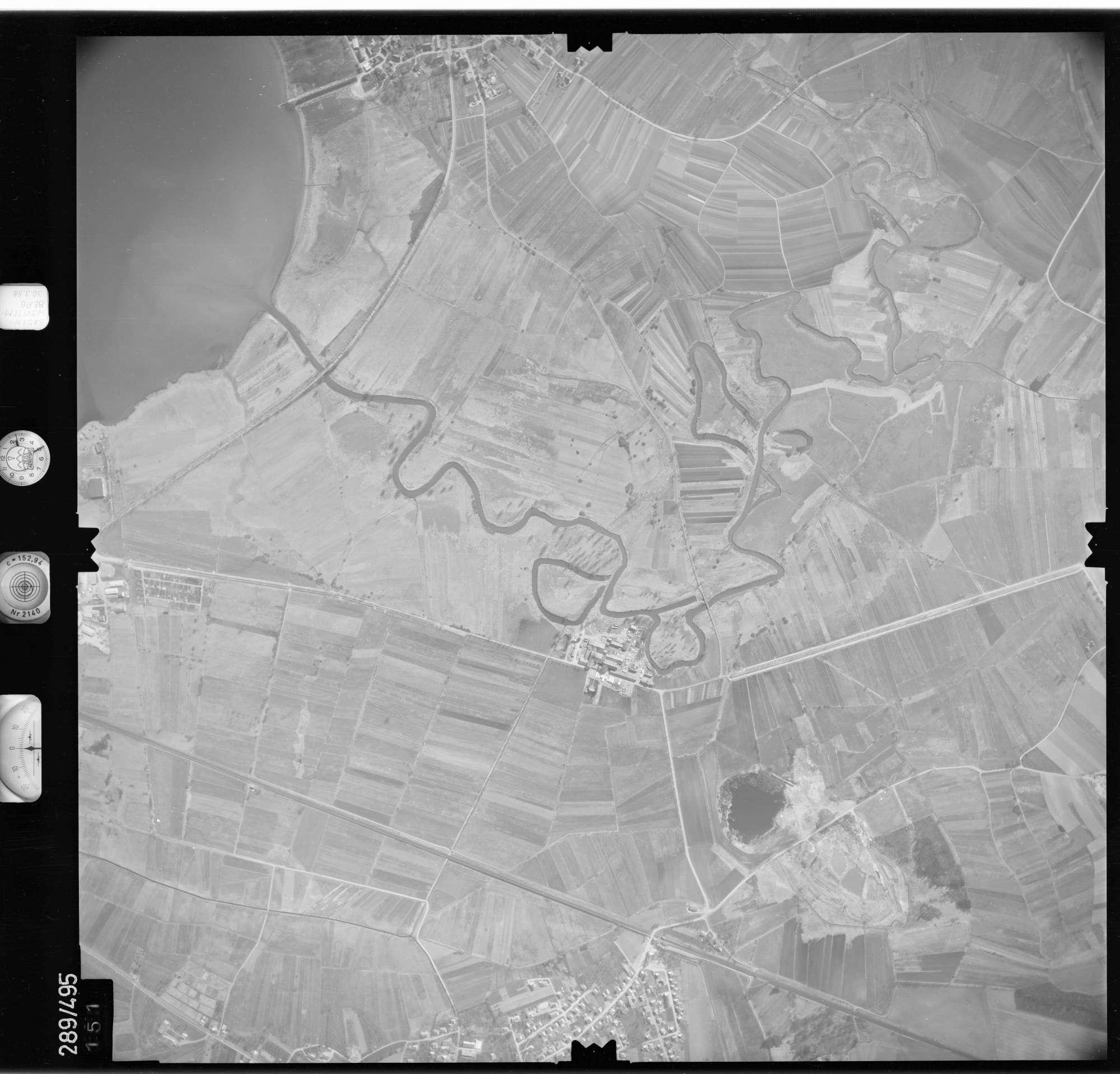 Luftbild: Film 78 Bildnr. 151, Bild 1
