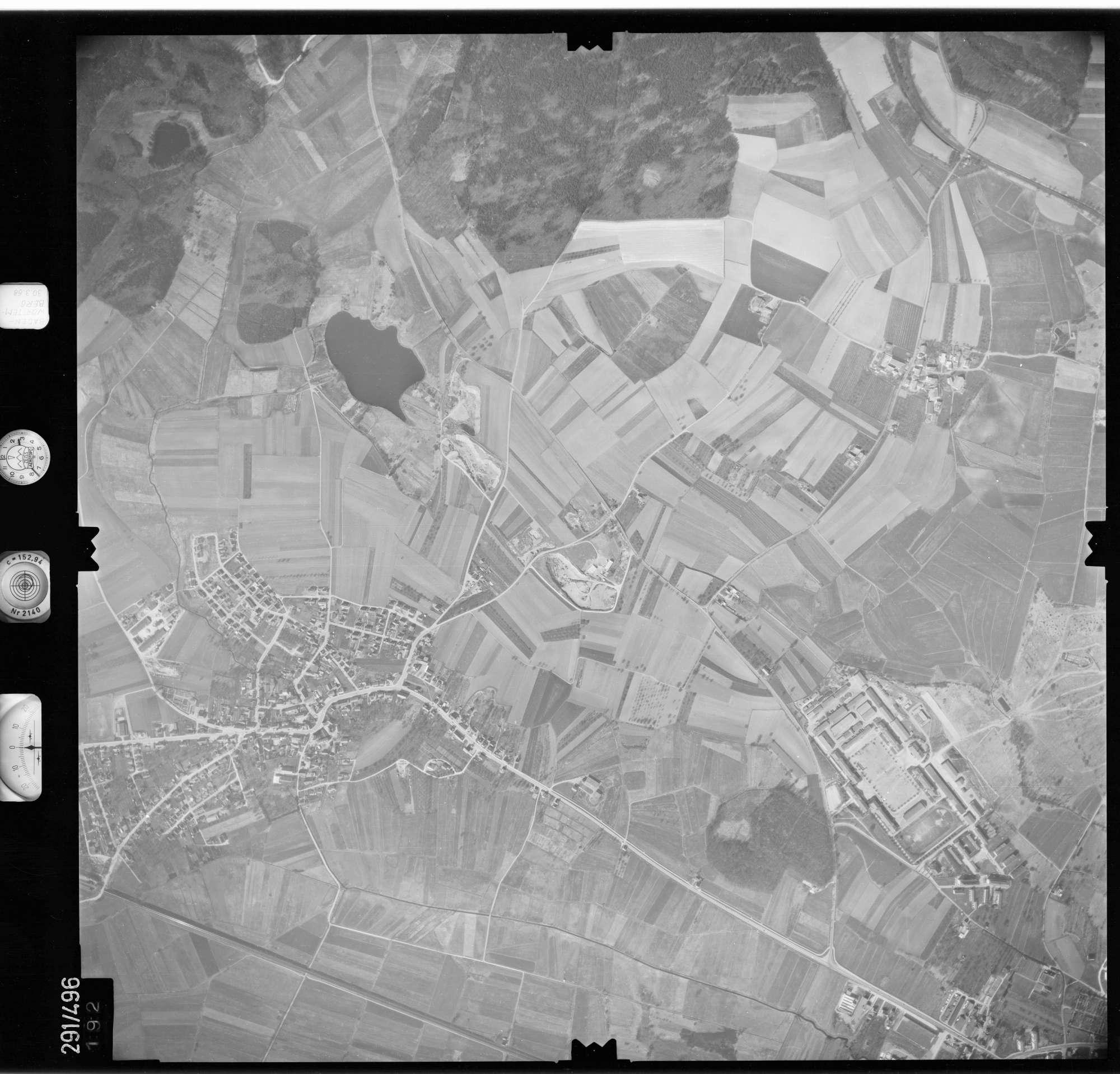 Luftbild: Film 78 Bildnr. 192, Bild 1