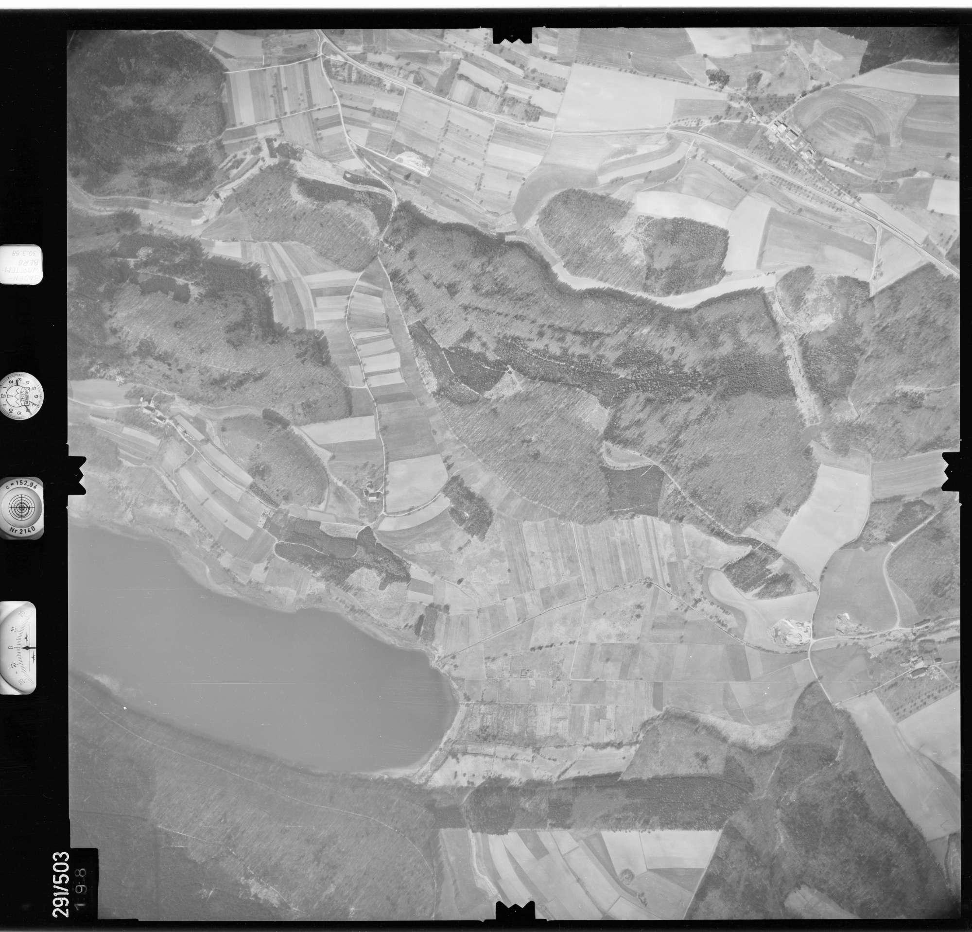 Luftbild: Film 78 Bildnr. 198, Bild 1