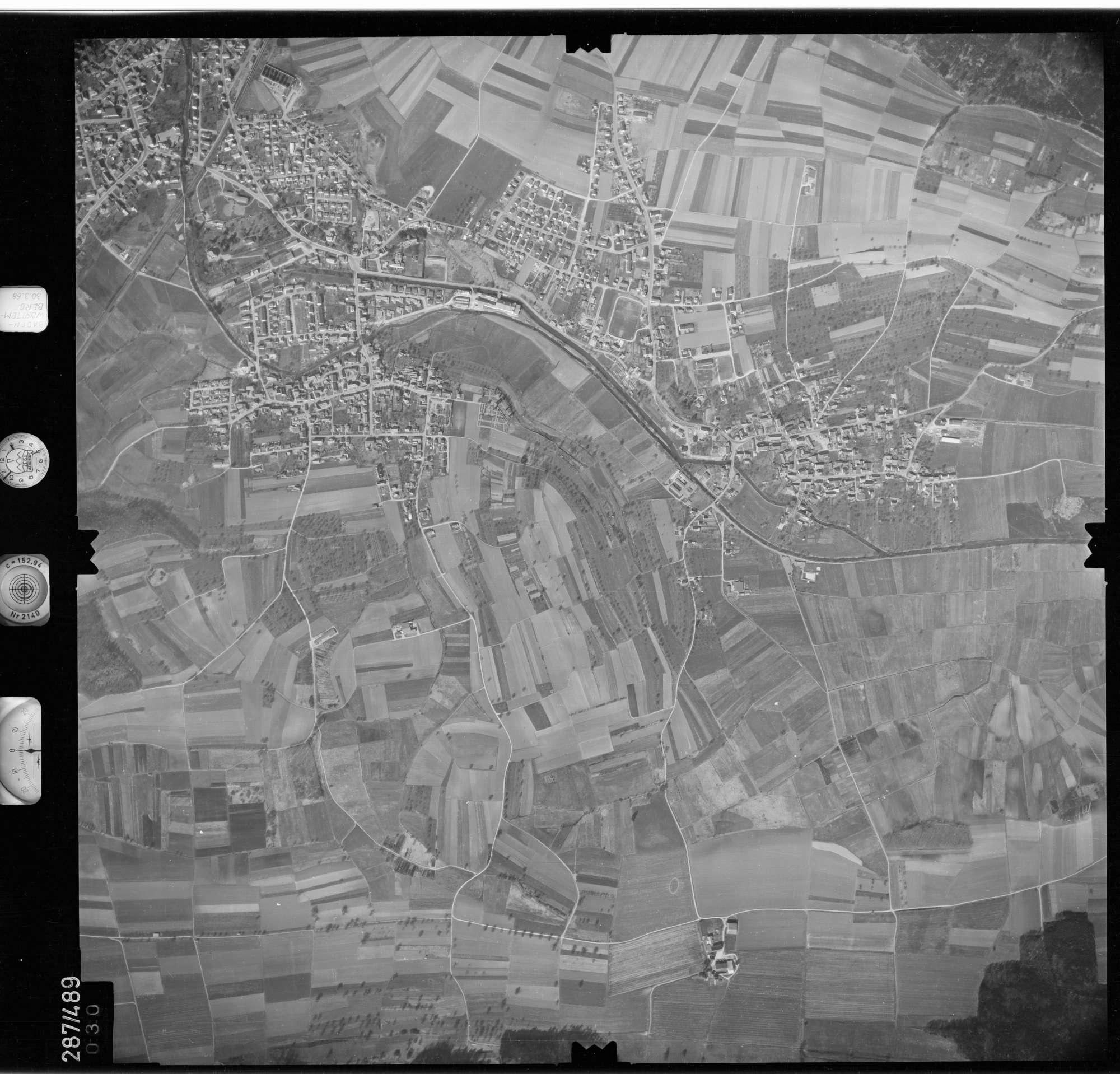 Luftbild: Film 78 Bildnr. 30, Bild 1