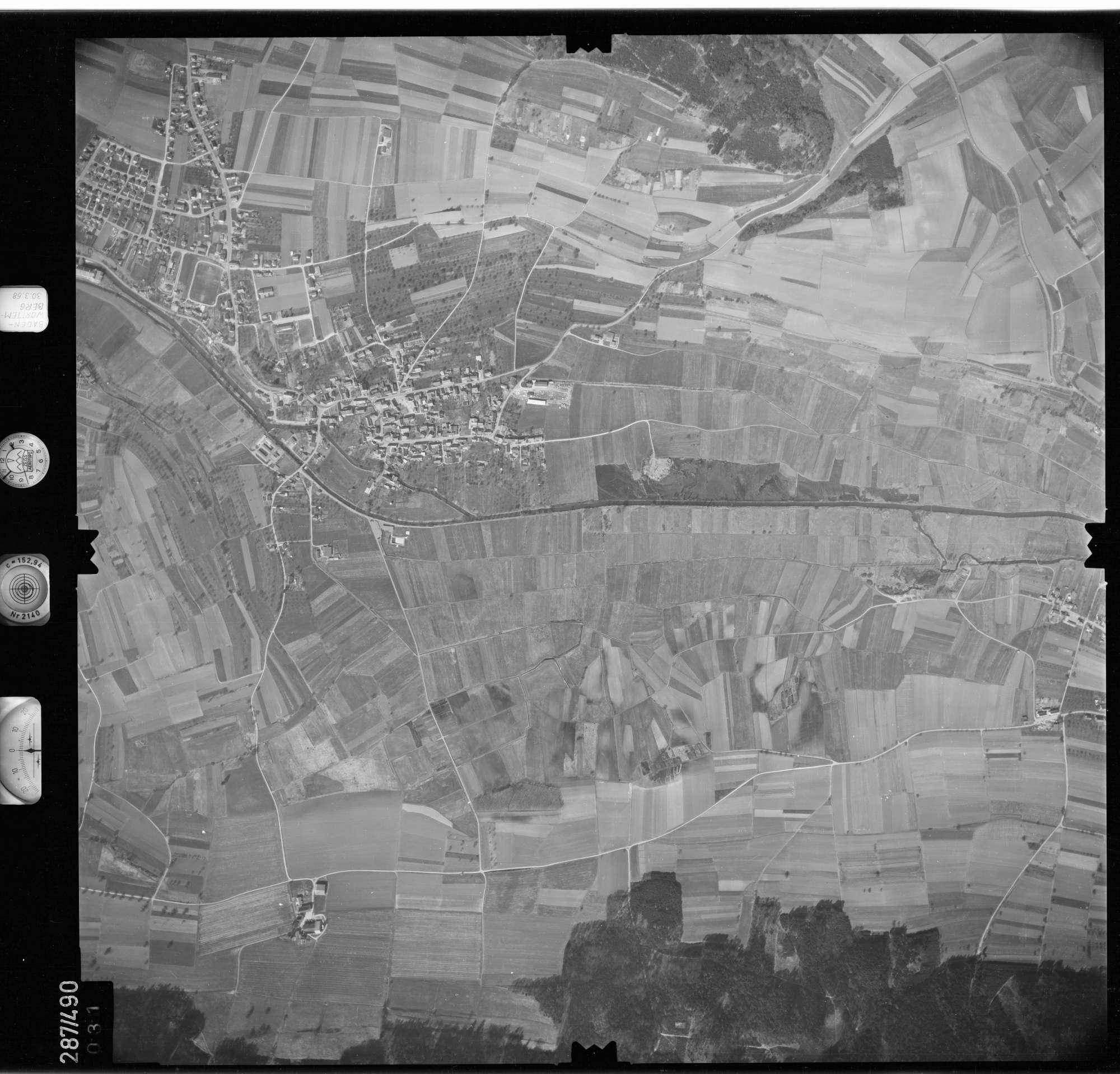 Luftbild: Film 78 Bildnr. 31, Bild 1
