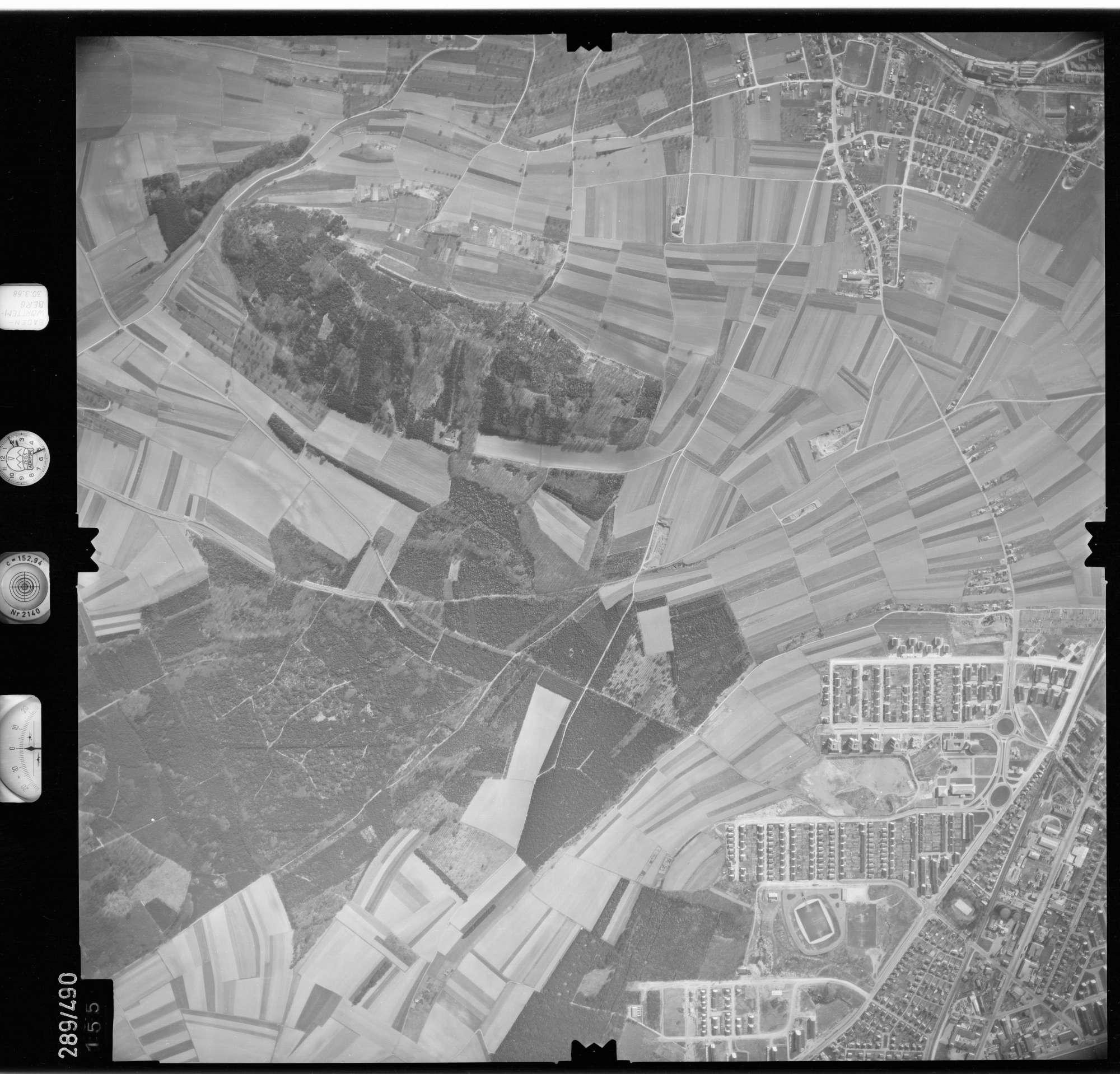 Luftbild: Film 78 Bildnr. 155, Bild 1