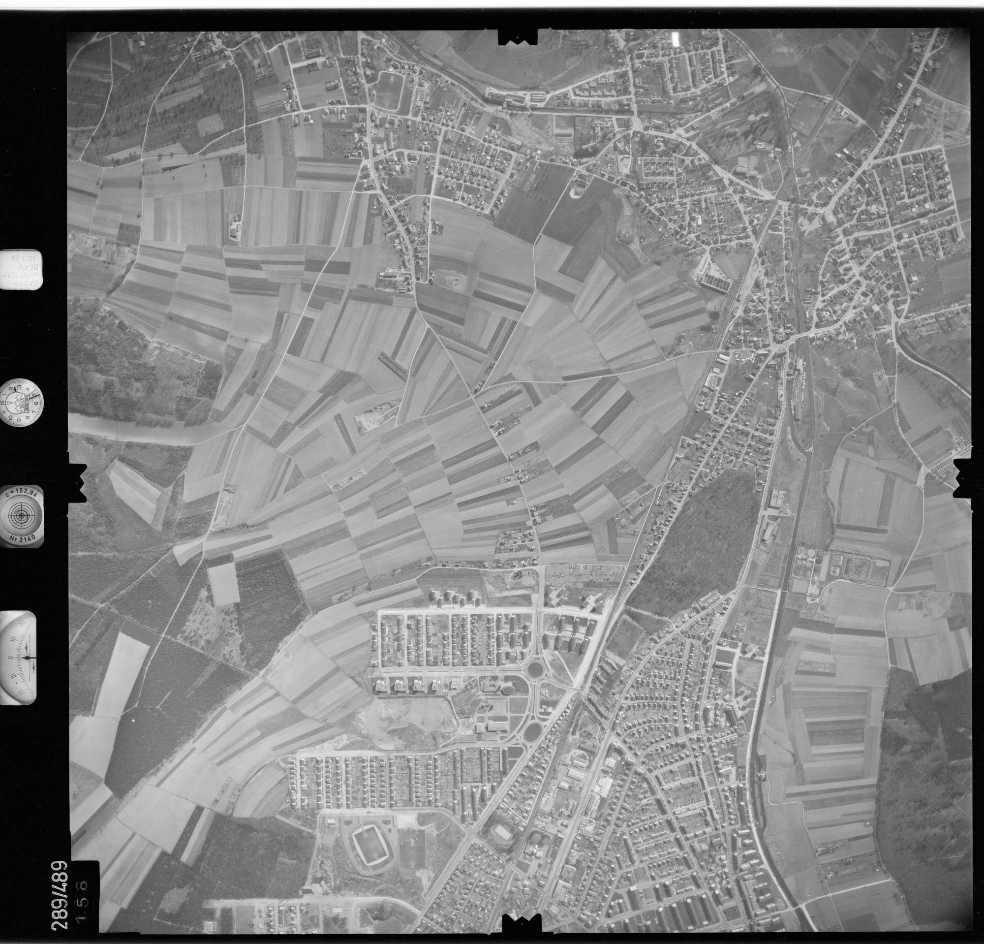 Luftbild: Film 78 Bildnr. 156, Bild 1