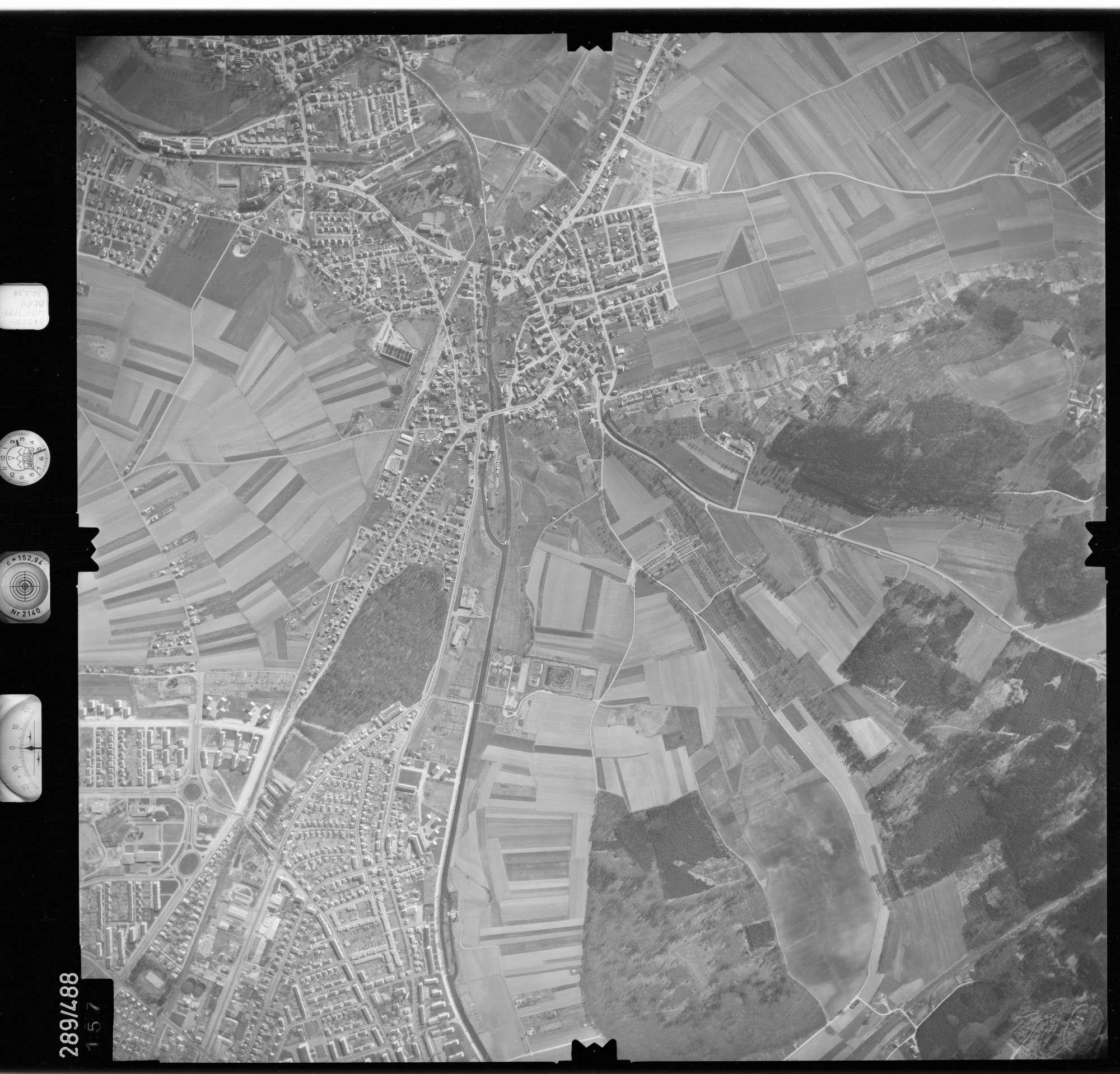 Luftbild: Film 78 Bildnr. 157, Bild 1
