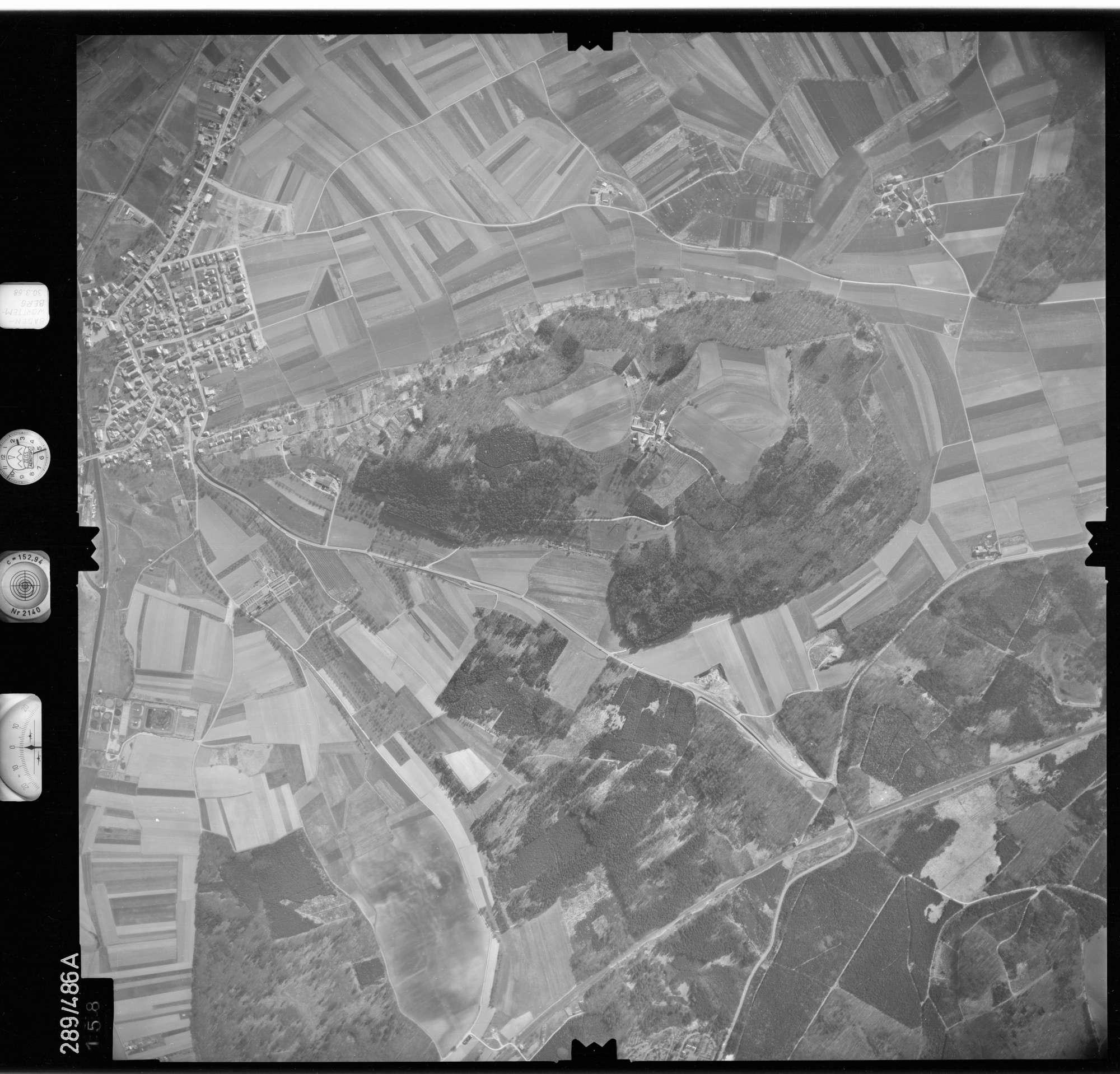 Luftbild: Film 78 Bildnr. 158, Bild 1