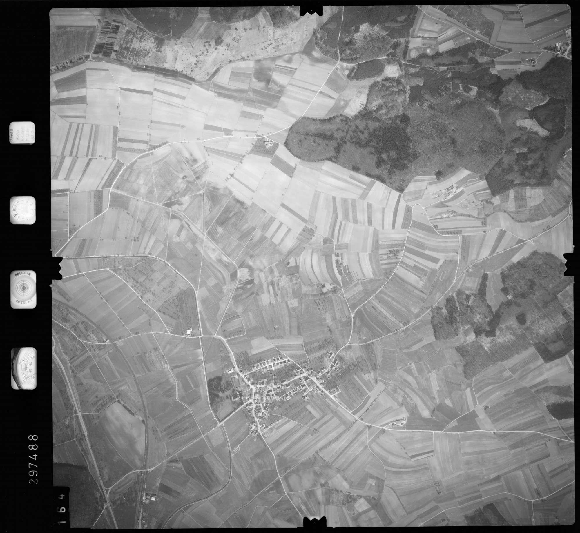 Luftbild: Film 66 Bildnr. 164, Bild 1