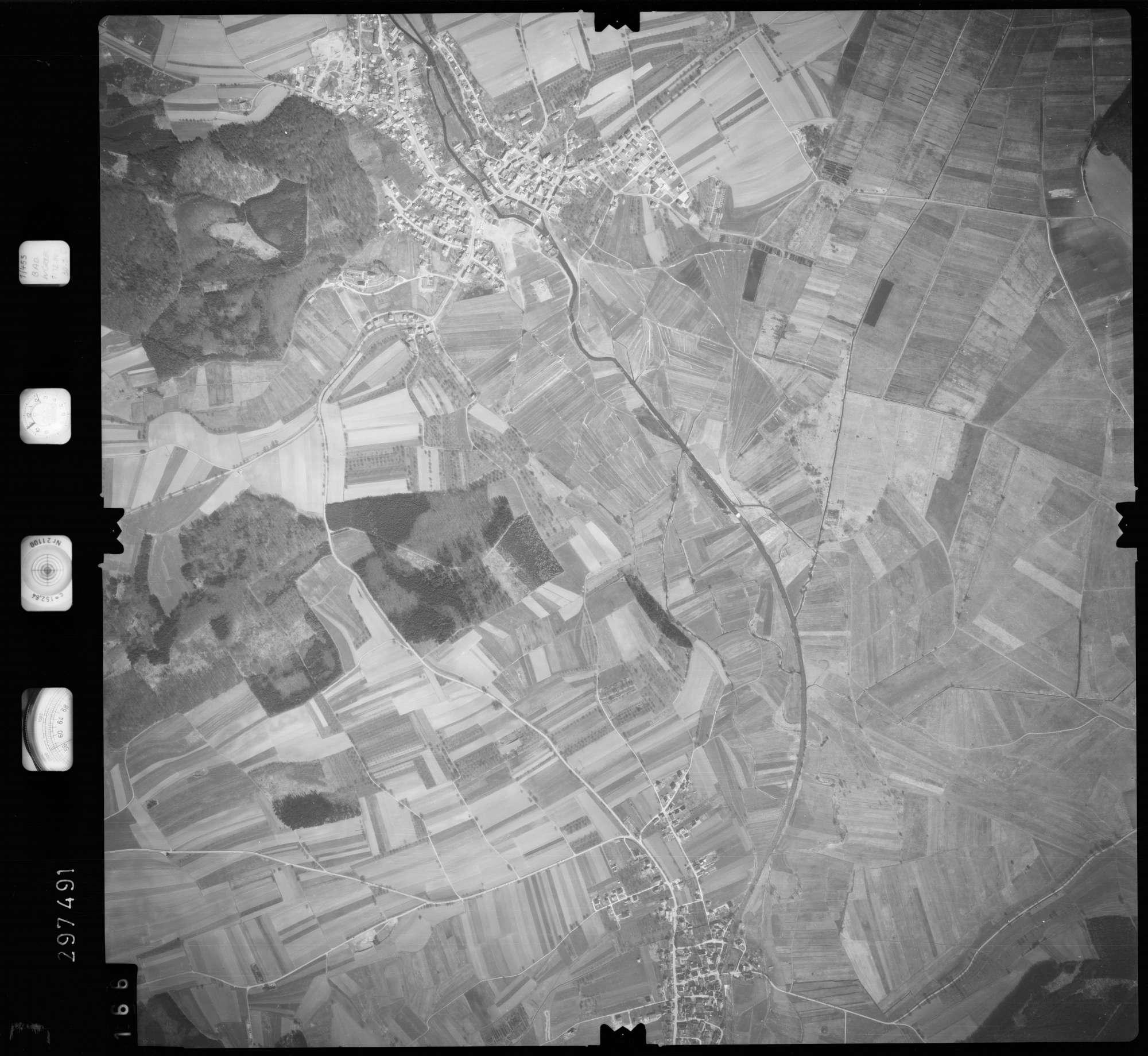 Luftbild: Film 66 Bildnr. 166, Bild 1