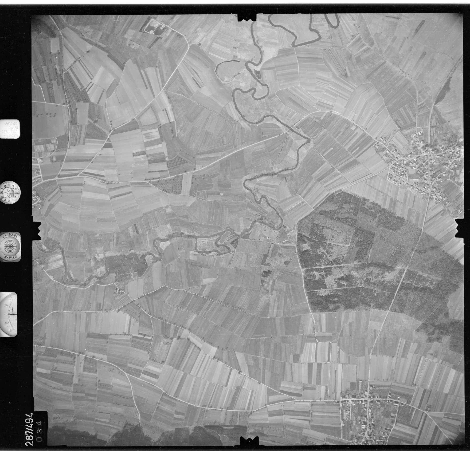 Luftbild: Film 78 Bildnr. 34, Bild 1