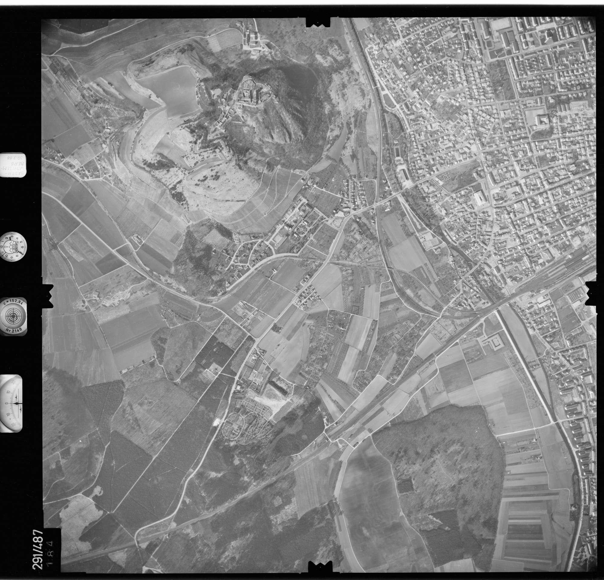 Luftbild: Film 78 Bildnr. 184, Bild 1