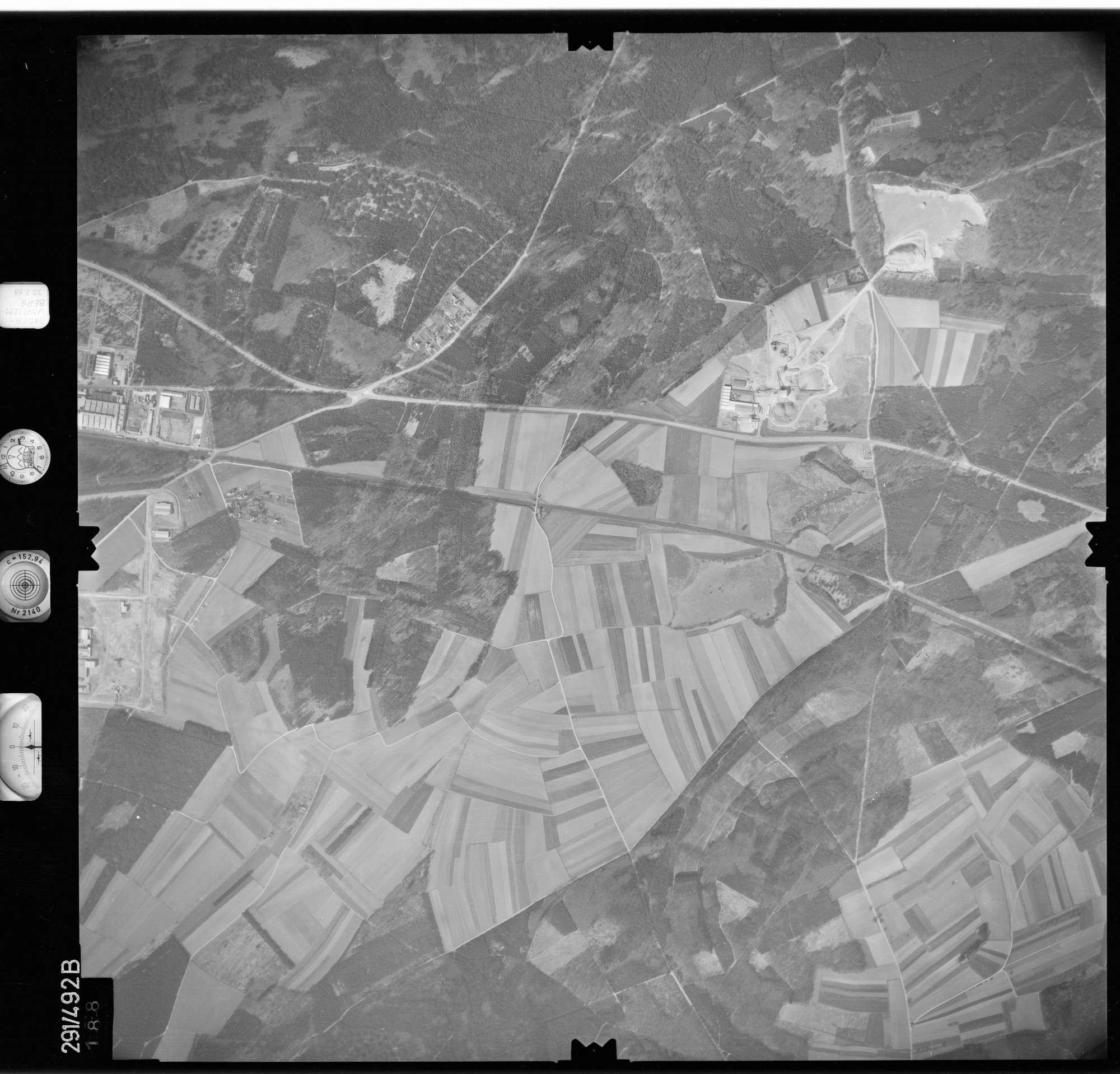 Luftbild: Film 78 Bildnr. 188, Bild 1