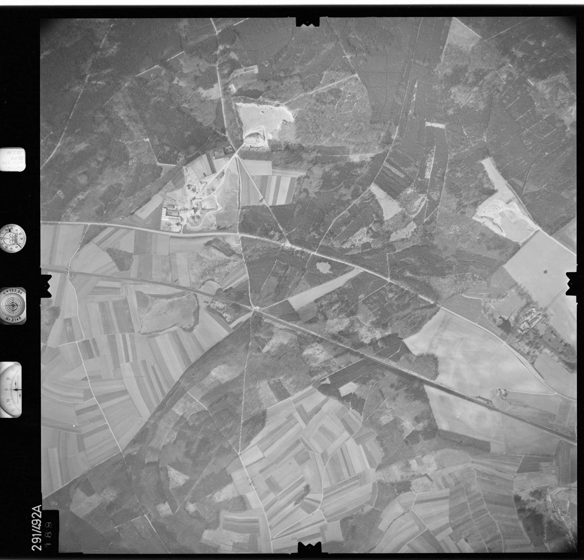Luftbild: Film 78 Bildnr. 189, Bild 1