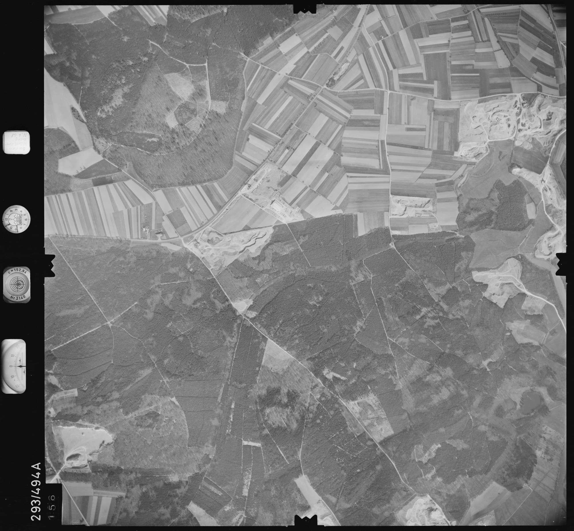 Luftbild: Film 43 Bildnr. 156, Bild 1