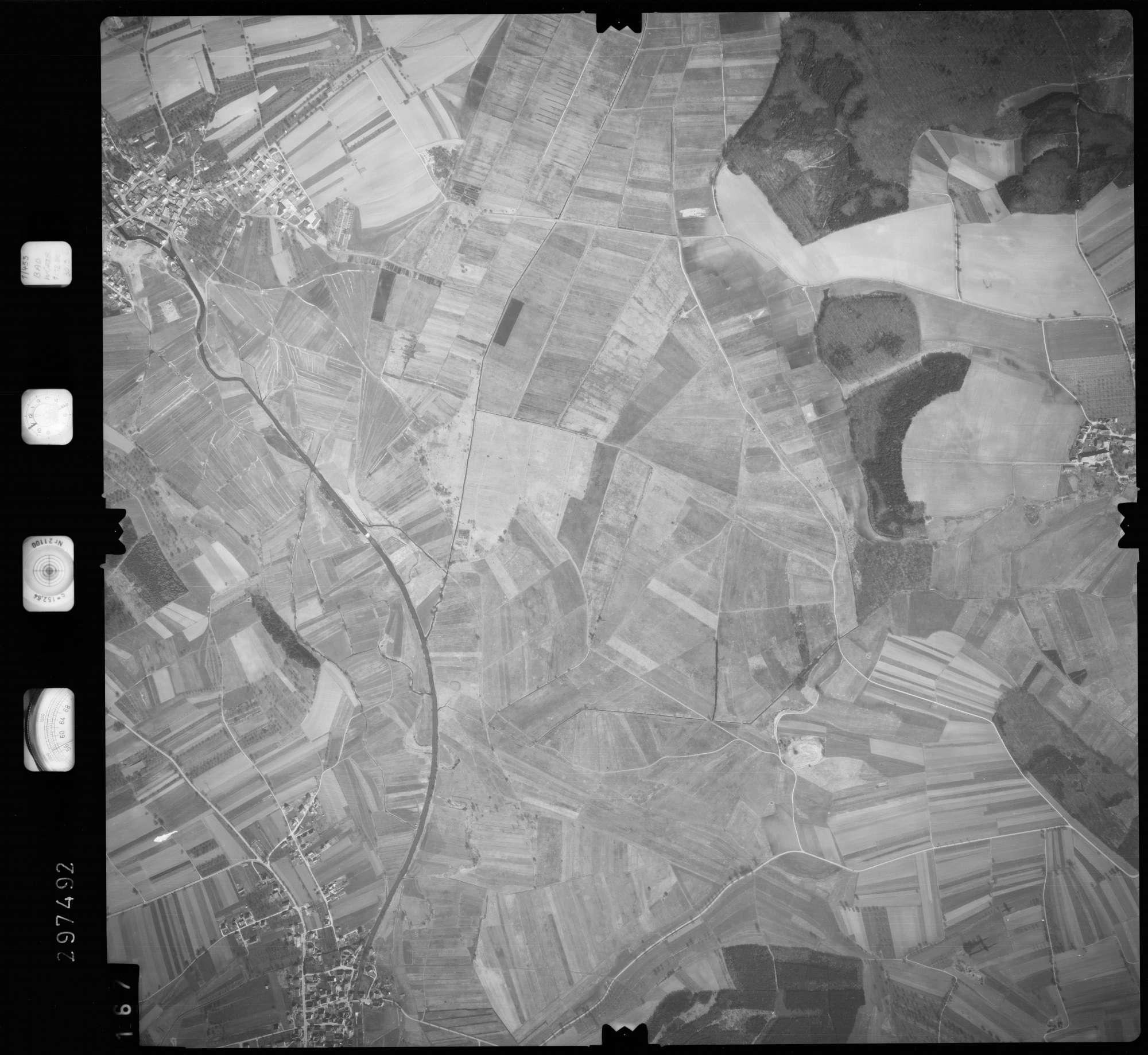Luftbild: Film 66 Bildnr. 167, Bild 1