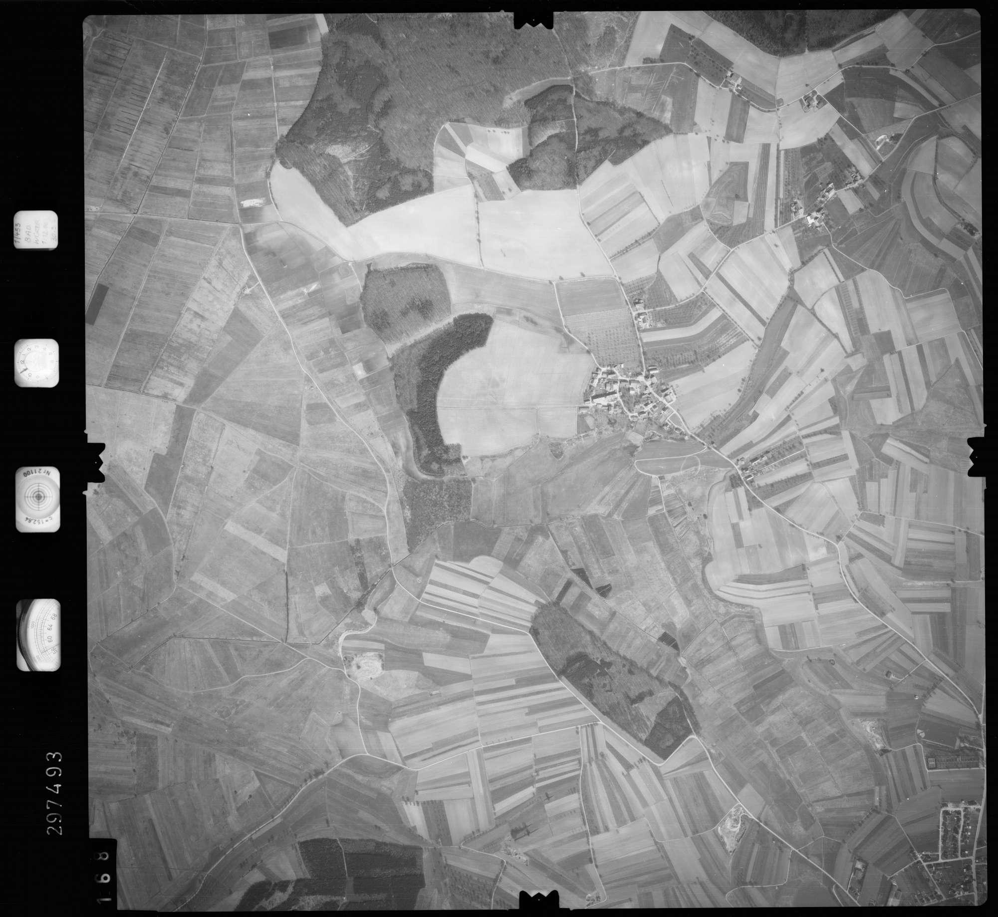 Luftbild: Film 66 Bildnr. 168, Bild 1