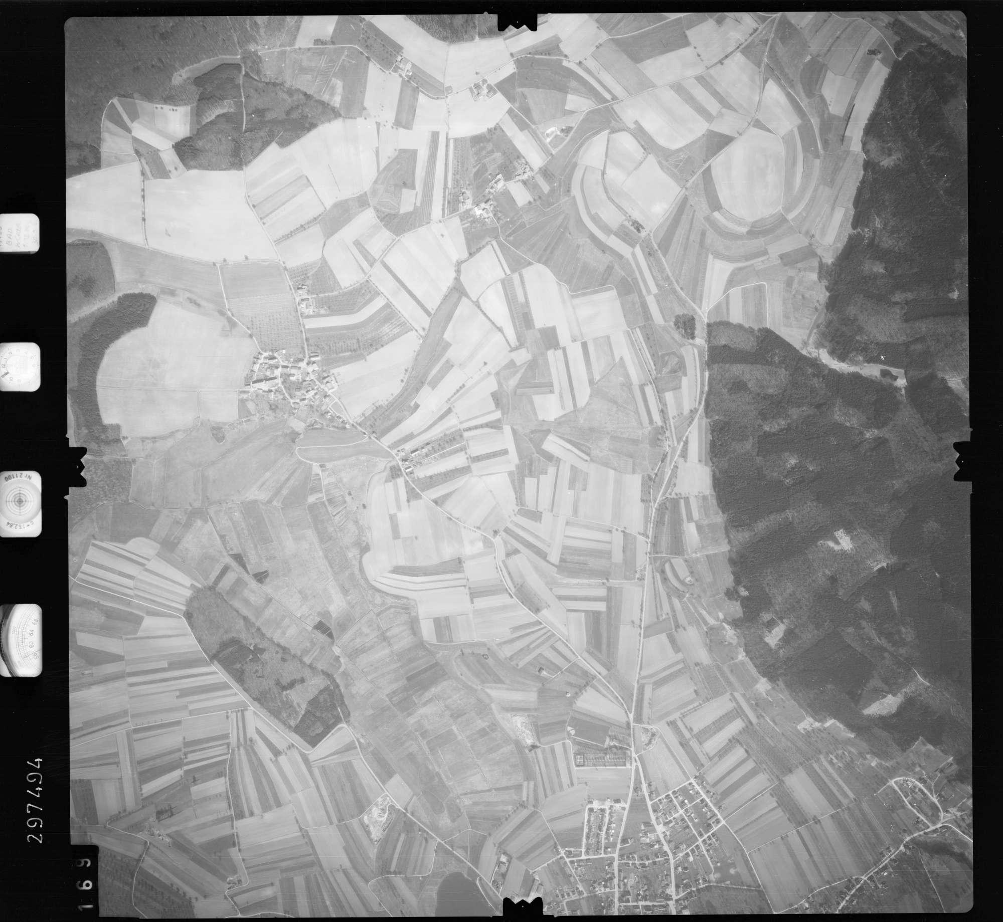 Luftbild: Film 66 Bildnr. 169, Bild 1