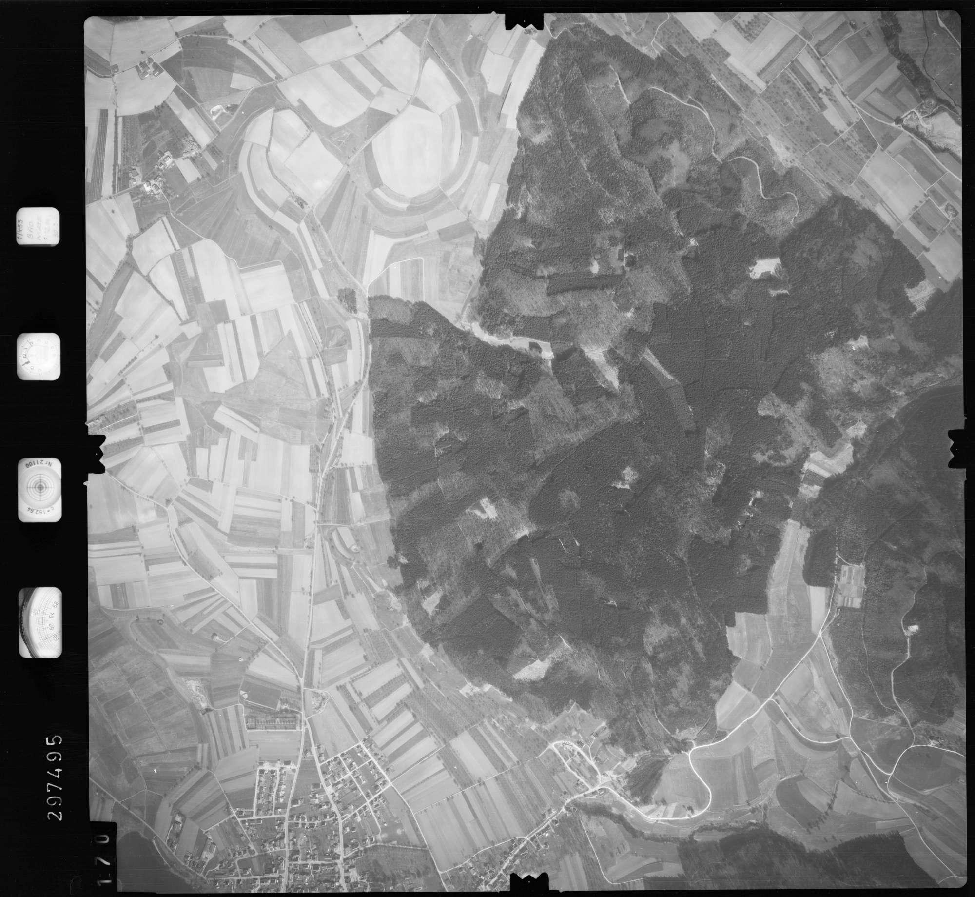 Luftbild: Film 66 Bildnr. 170, Bild 1