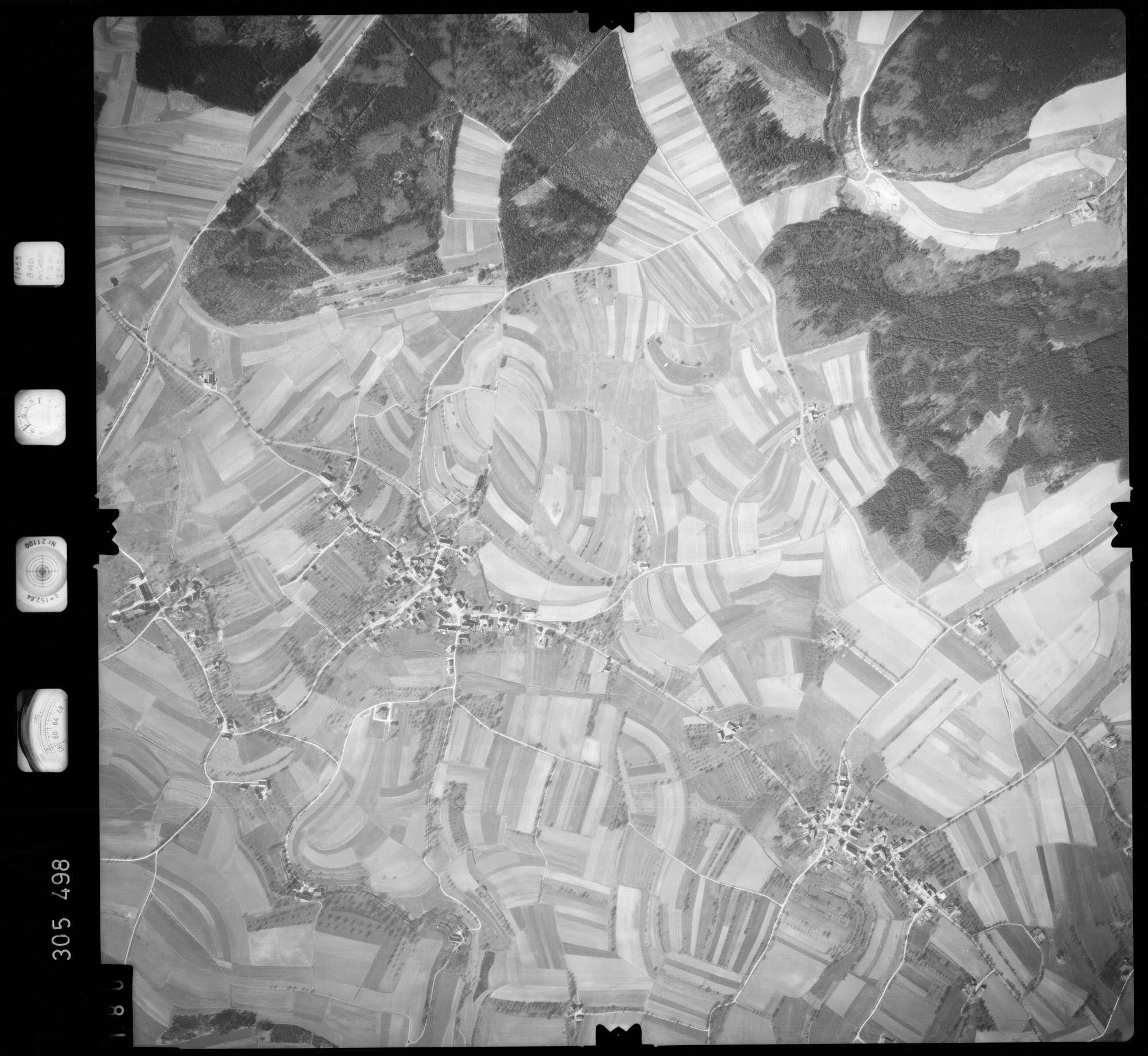 Luftbild: Film 61 Bildnr. 180, Bild 1
