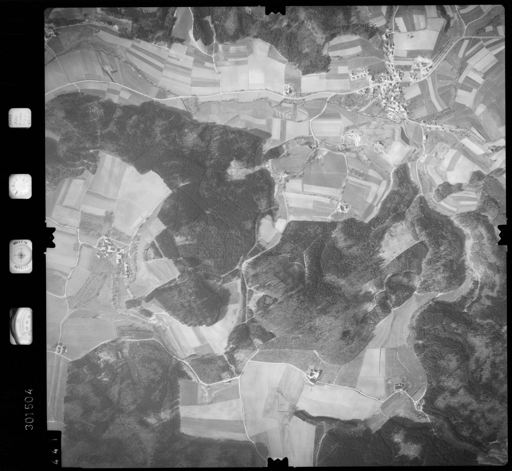 Luftbild: Film 64 Bildnr. 441, Bild 1