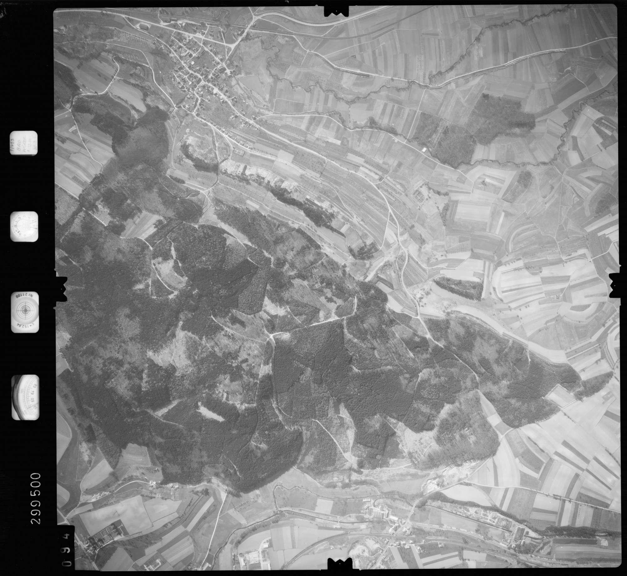 Luftbild: Film 66 Bildnr. 94, Bild 1