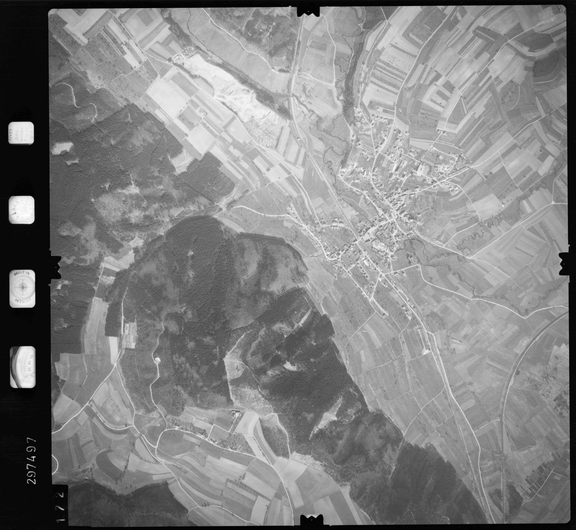 Luftbild: Film 66 Bildnr. 172, Bild 1