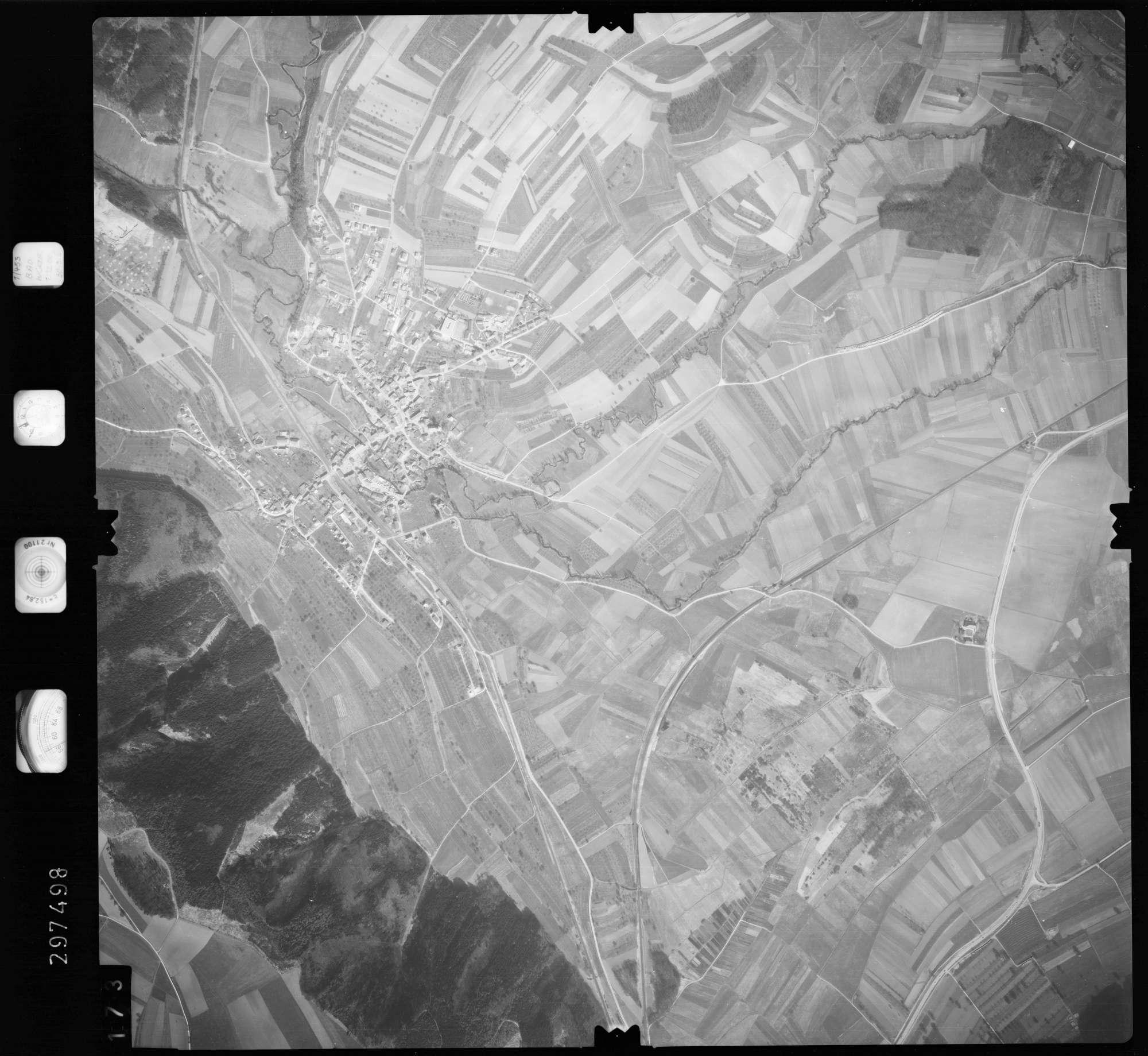 Luftbild: Film 66 Bildnr. 173, Bild 1