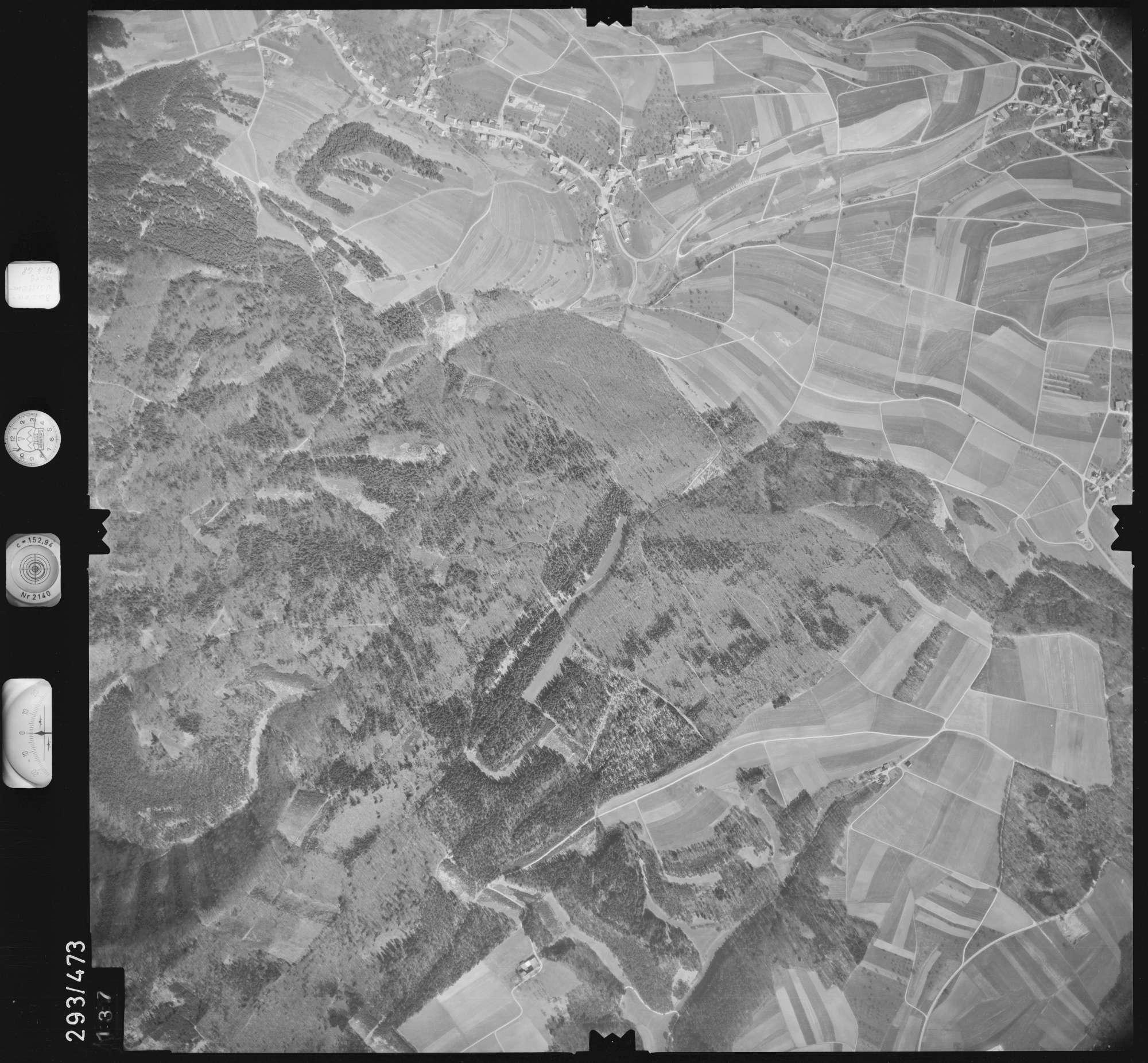Luftbild: Film 43 Bildnr. 137, Bild 1