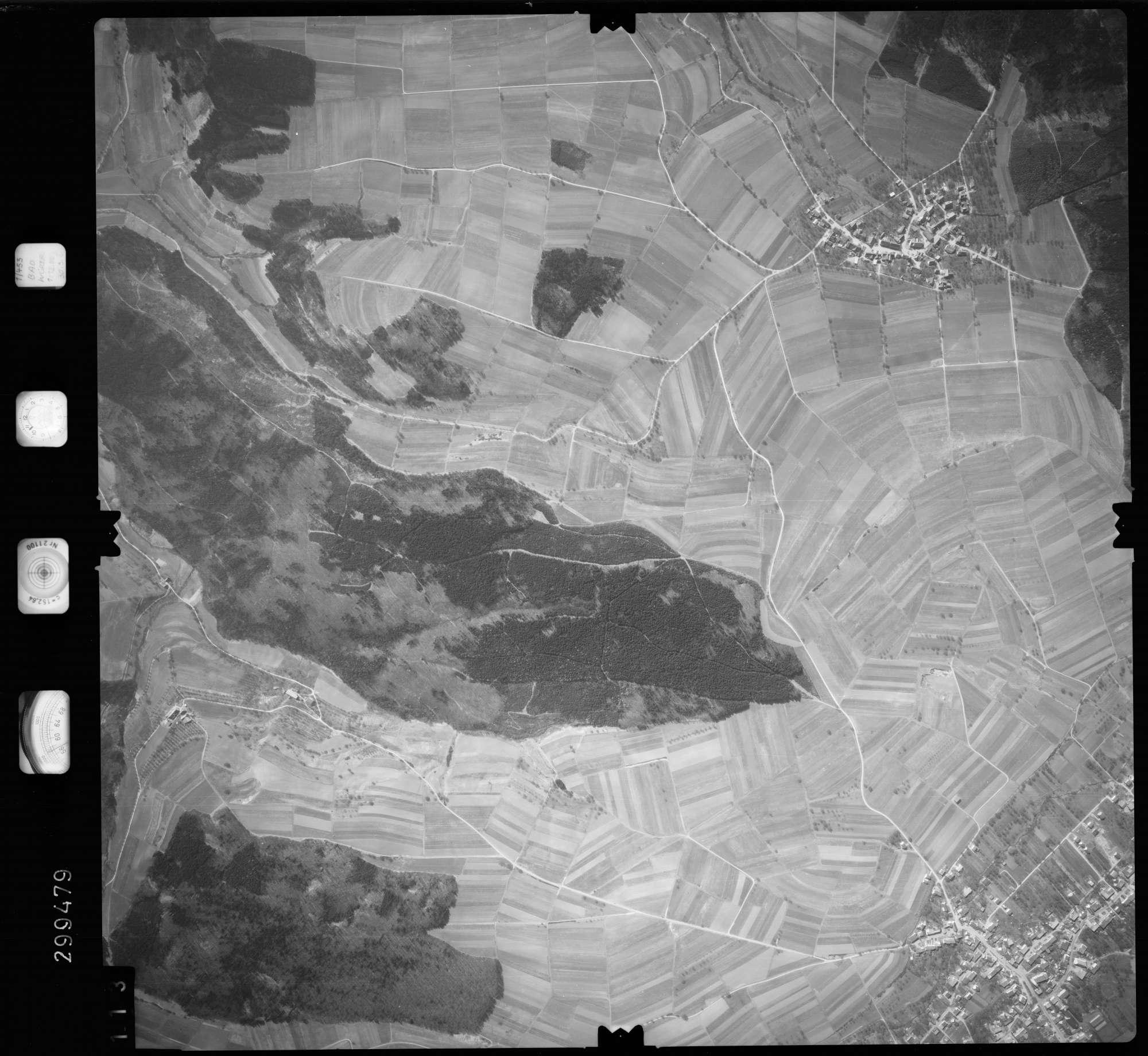 Luftbild: Film 66 Bildnr. 113, Bild 1