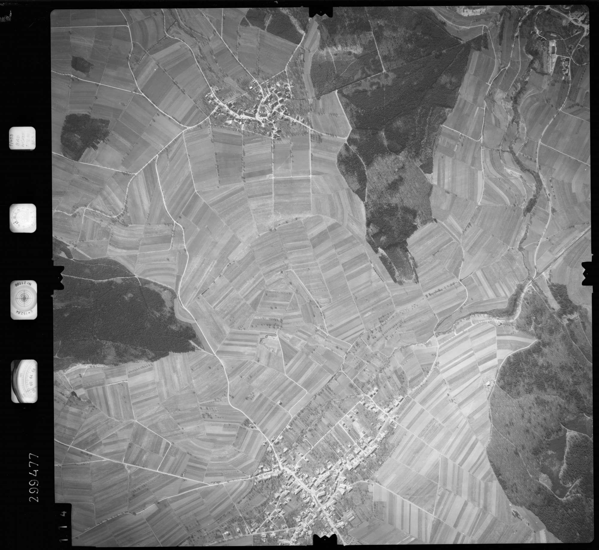 Luftbild: Film 66 Bildnr. 114, Bild 1