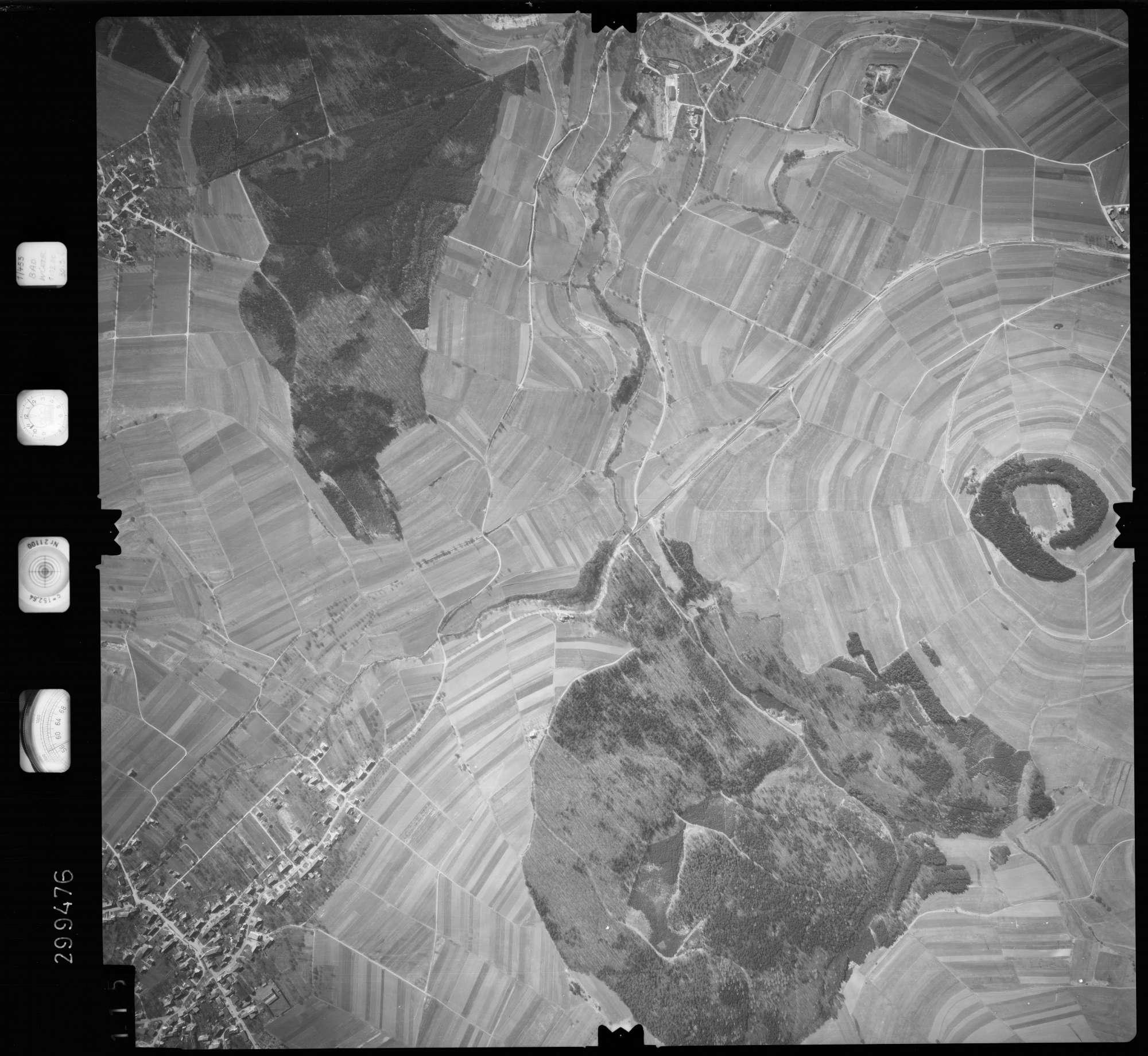 Luftbild: Film 66 Bildnr. 115, Bild 1