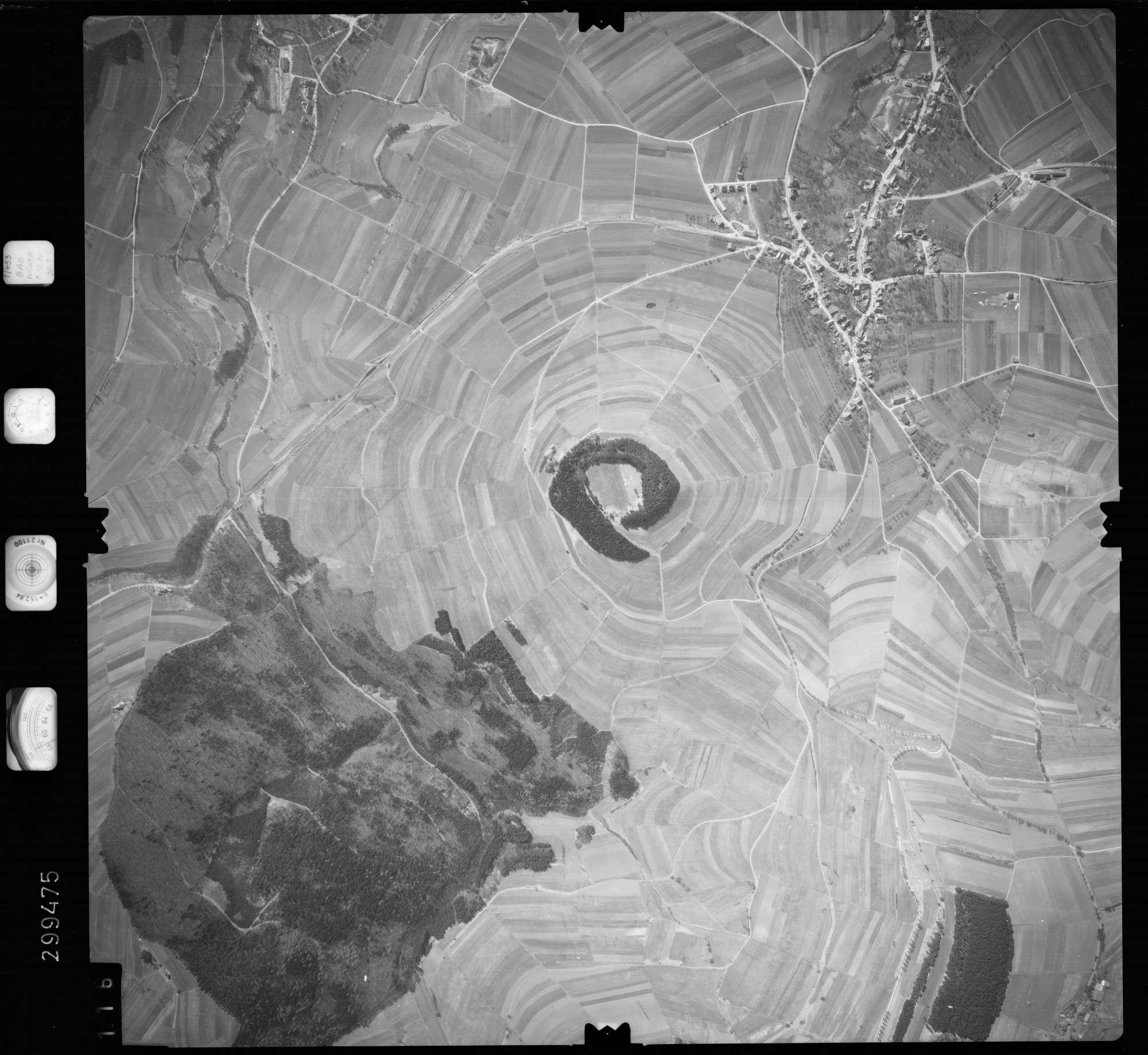Luftbild: Film 66 Bildnr. 116, Bild 1