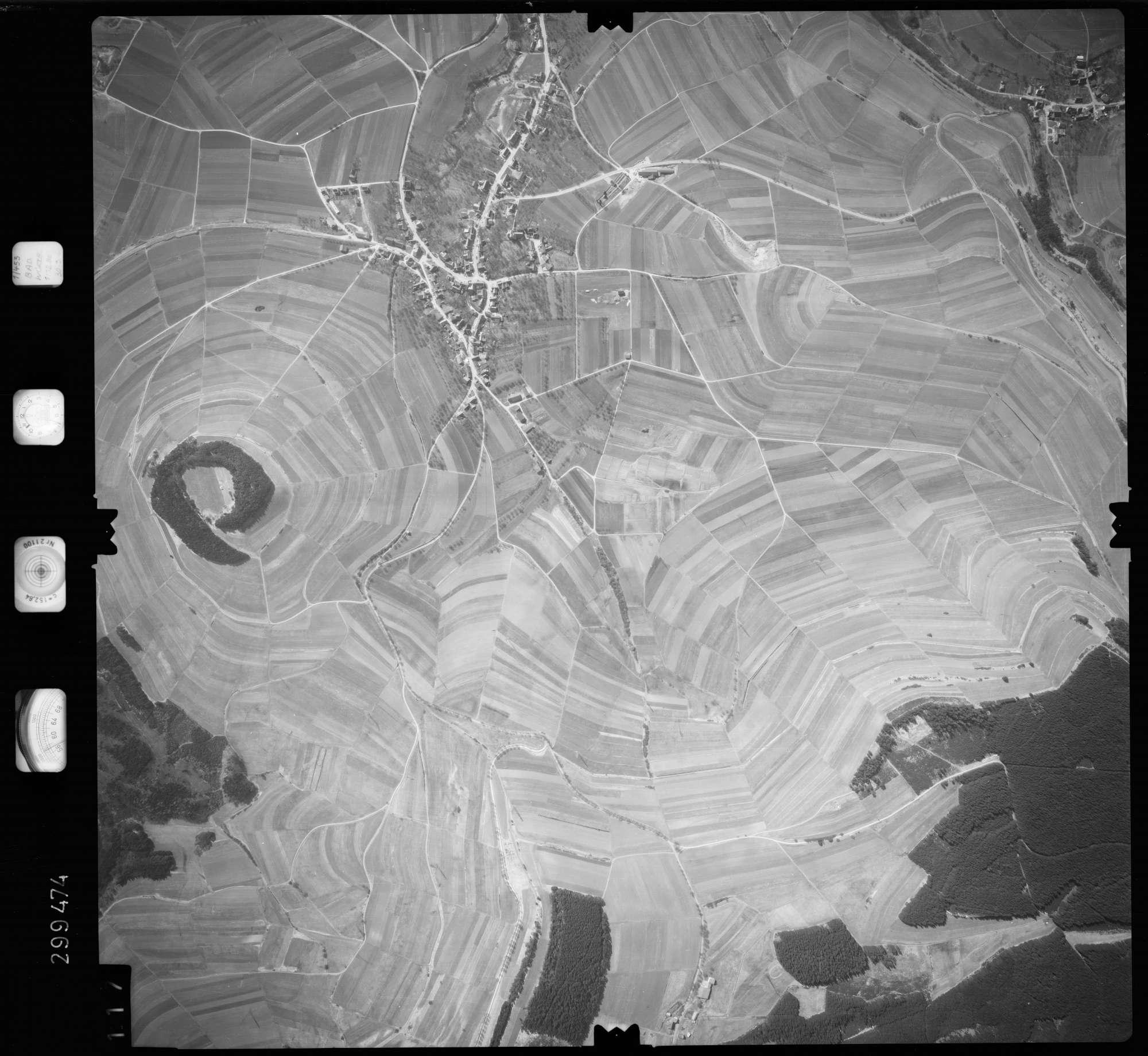 Luftbild: Film 66 Bildnr. 117, Bild 1