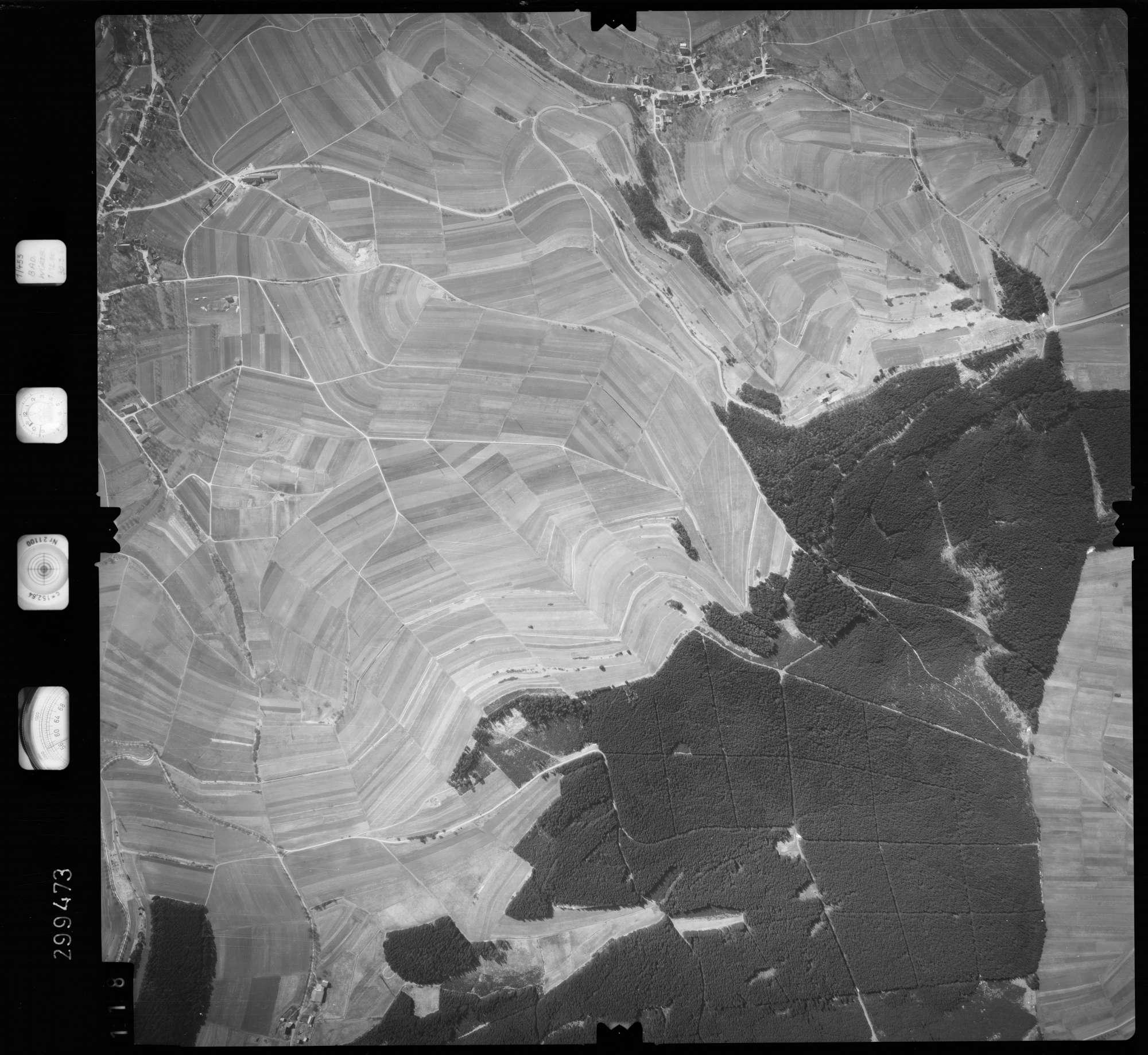 Luftbild: Film 66 Bildnr. 118, Bild 1