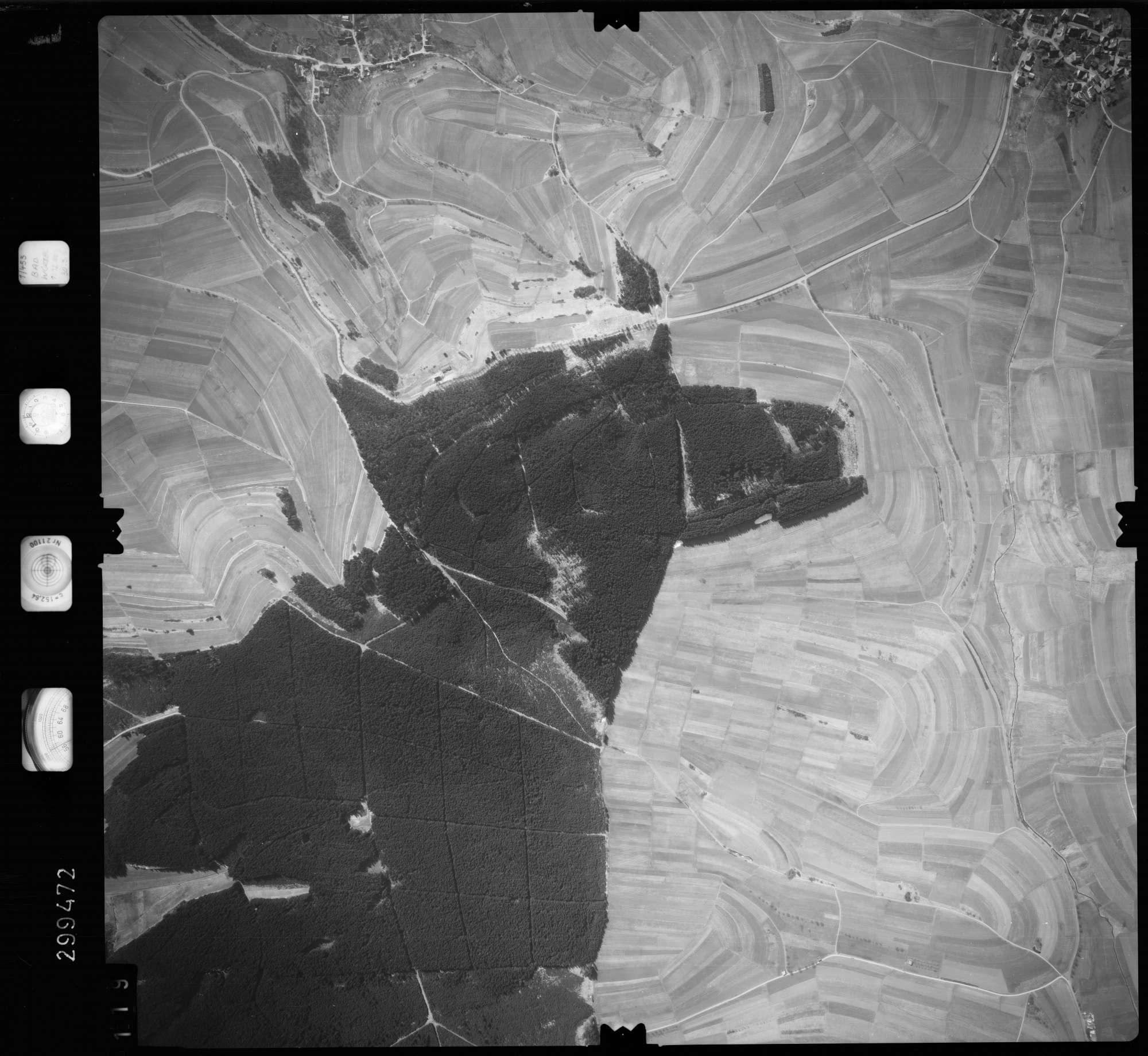 Luftbild: Film 66 Bildnr. 119, Bild 1