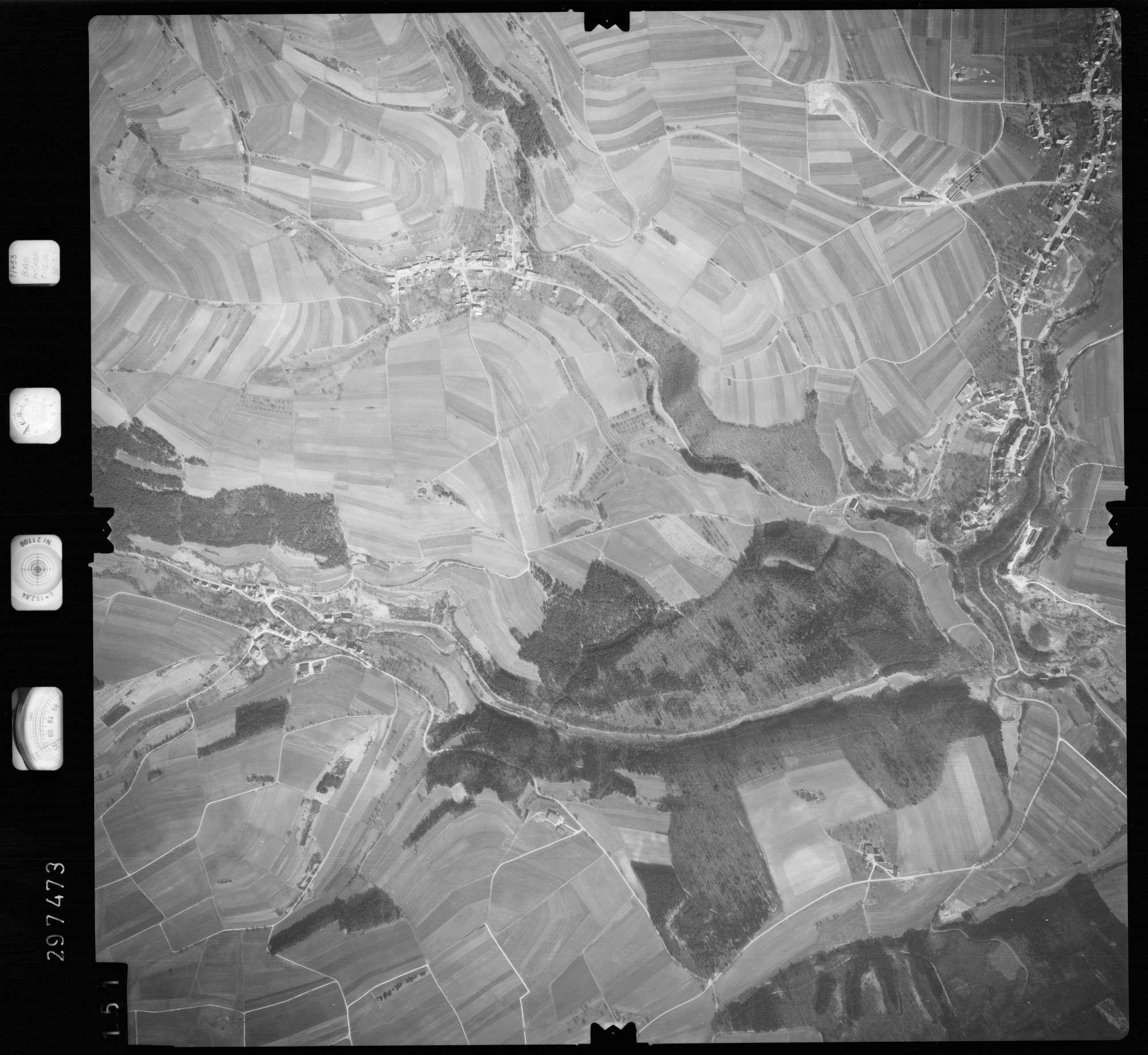 Luftbild: Film 66 Bildnr. 151, Bild 1