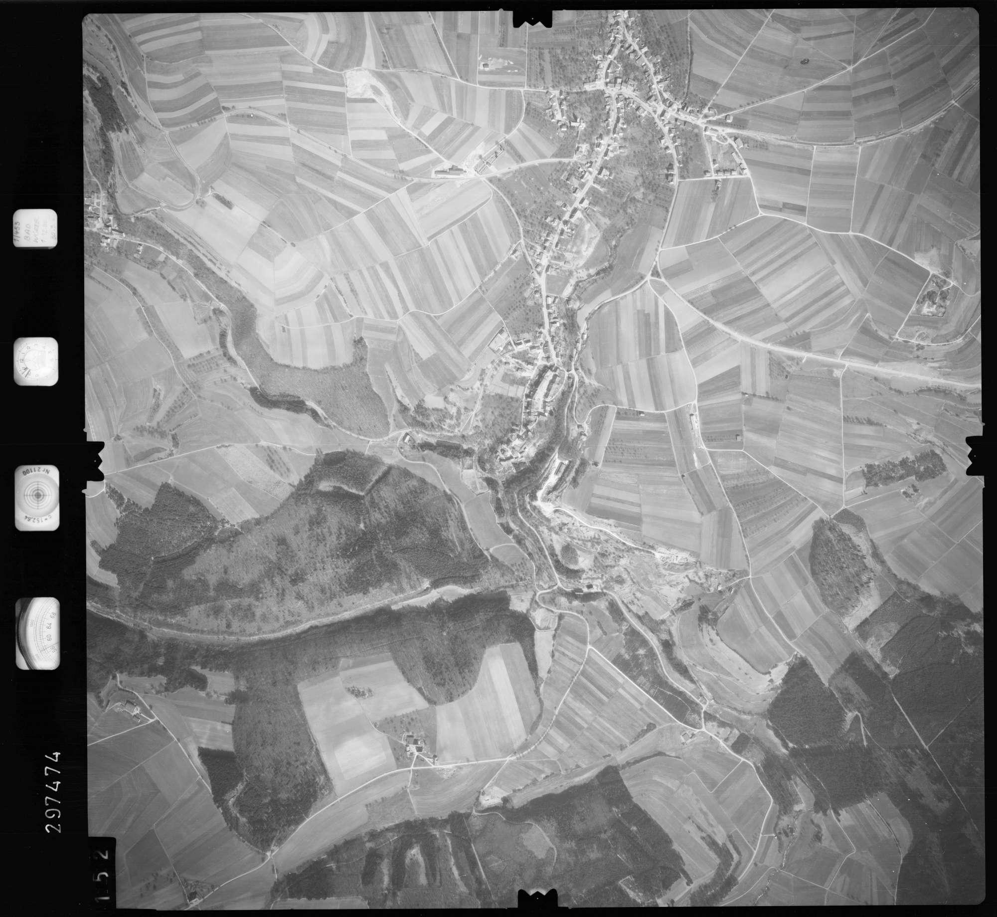 Luftbild: Film 66 Bildnr. 152, Bild 1